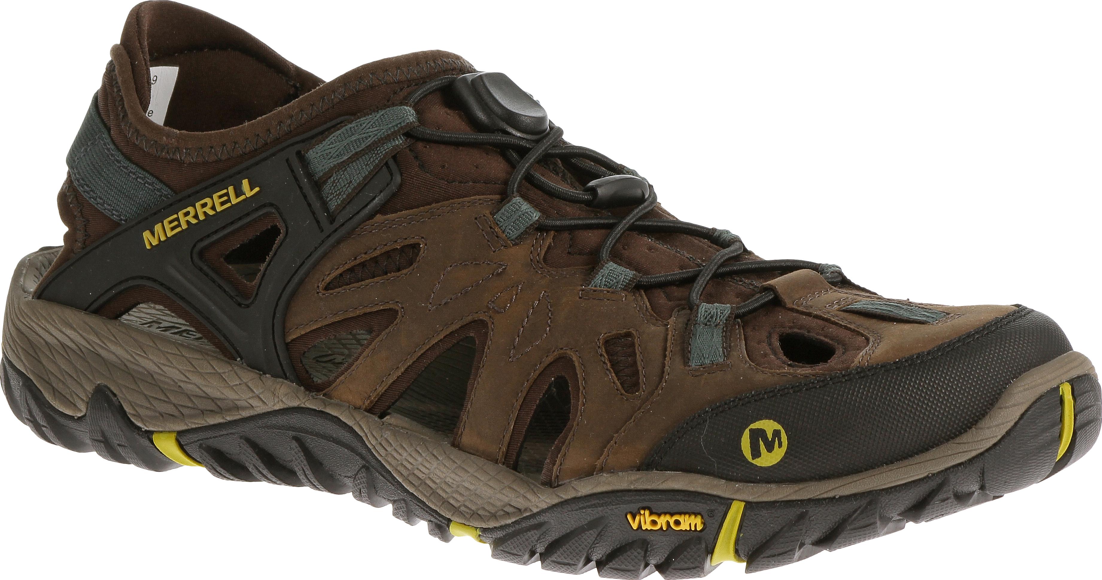 45aa8bdfcece17 Merrell All Out Blaze Sieve Sandals - Men s