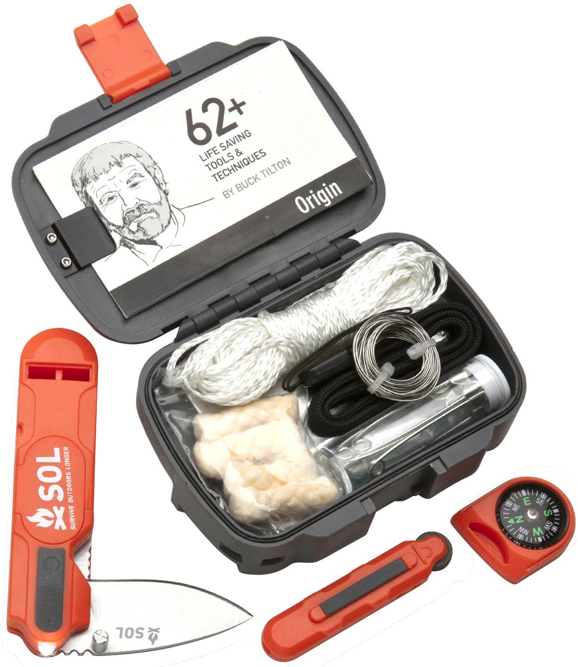 Survive Outdoors Longer Origin Essential Survival Kit