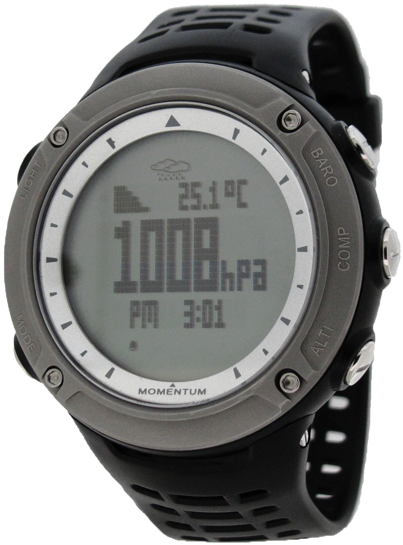 Momentum Vs 3 Watch Unisex Suunto Core Ultimate Black