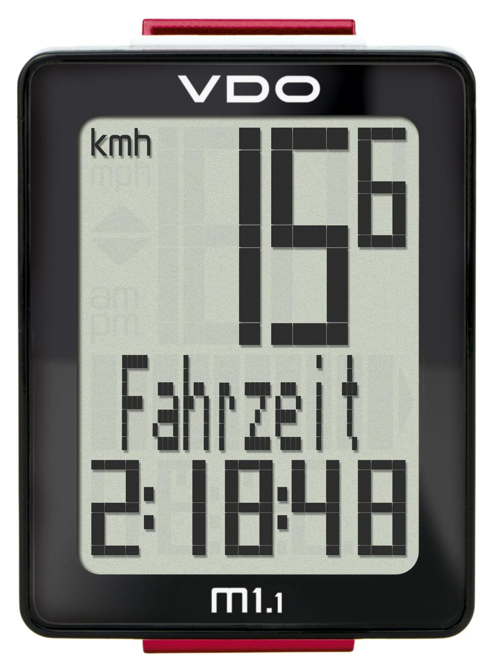 Vdo M1 1 Wl Wireless Bike Computer
