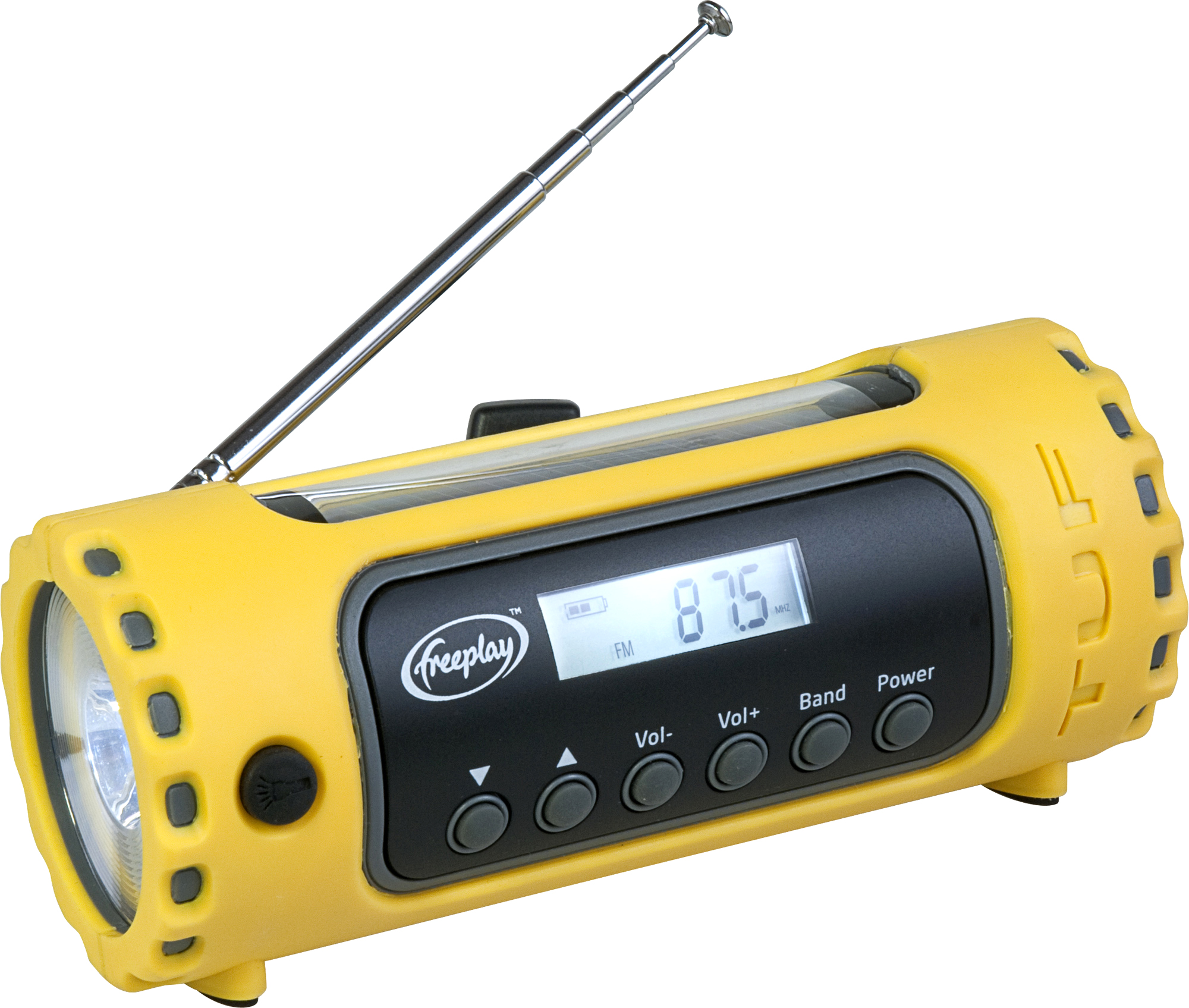 96775356d37 Freeplay TUF USB Solar Crank Emergency Radio