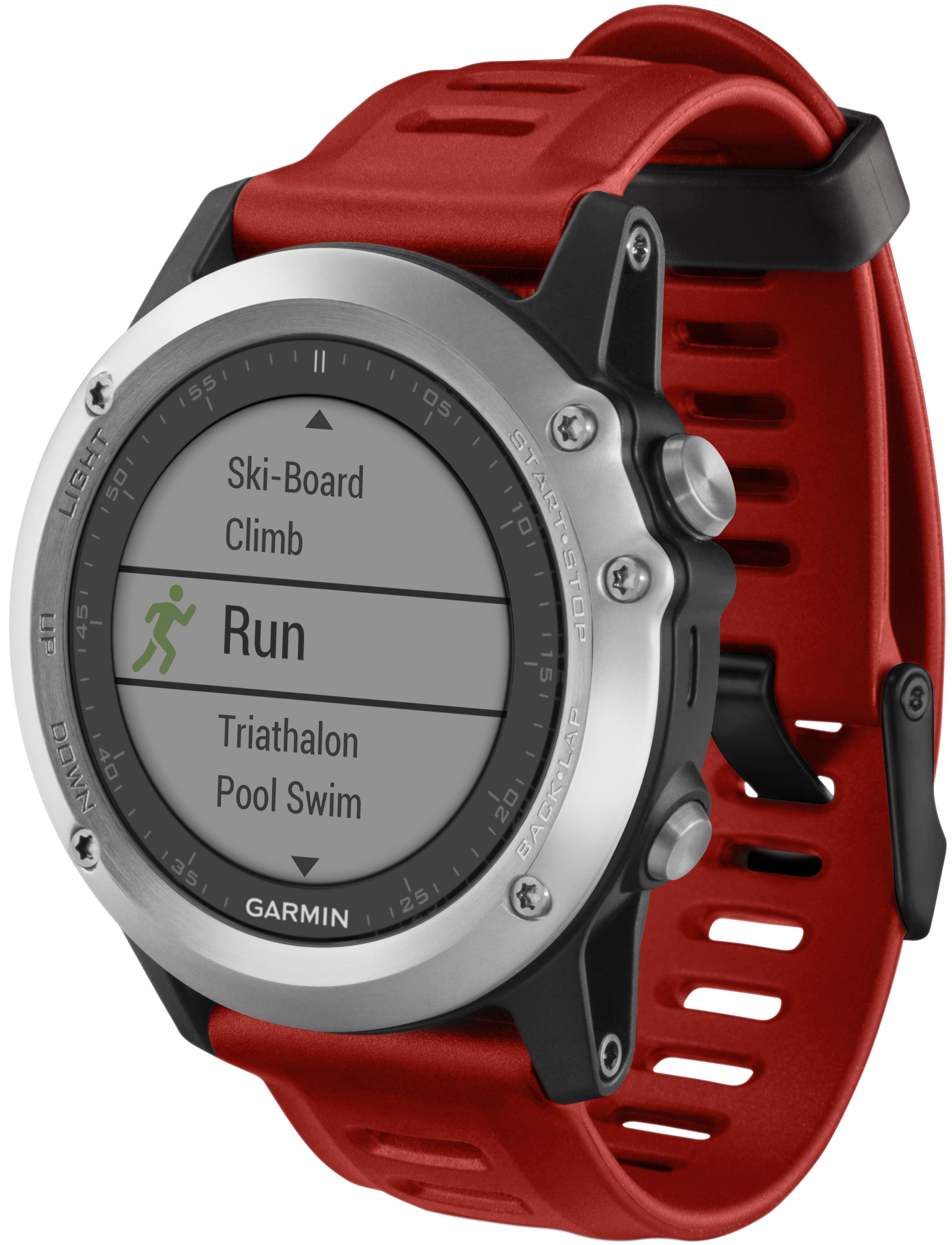 Garmin Fenix 3 Gps Watch Bundle Unisex