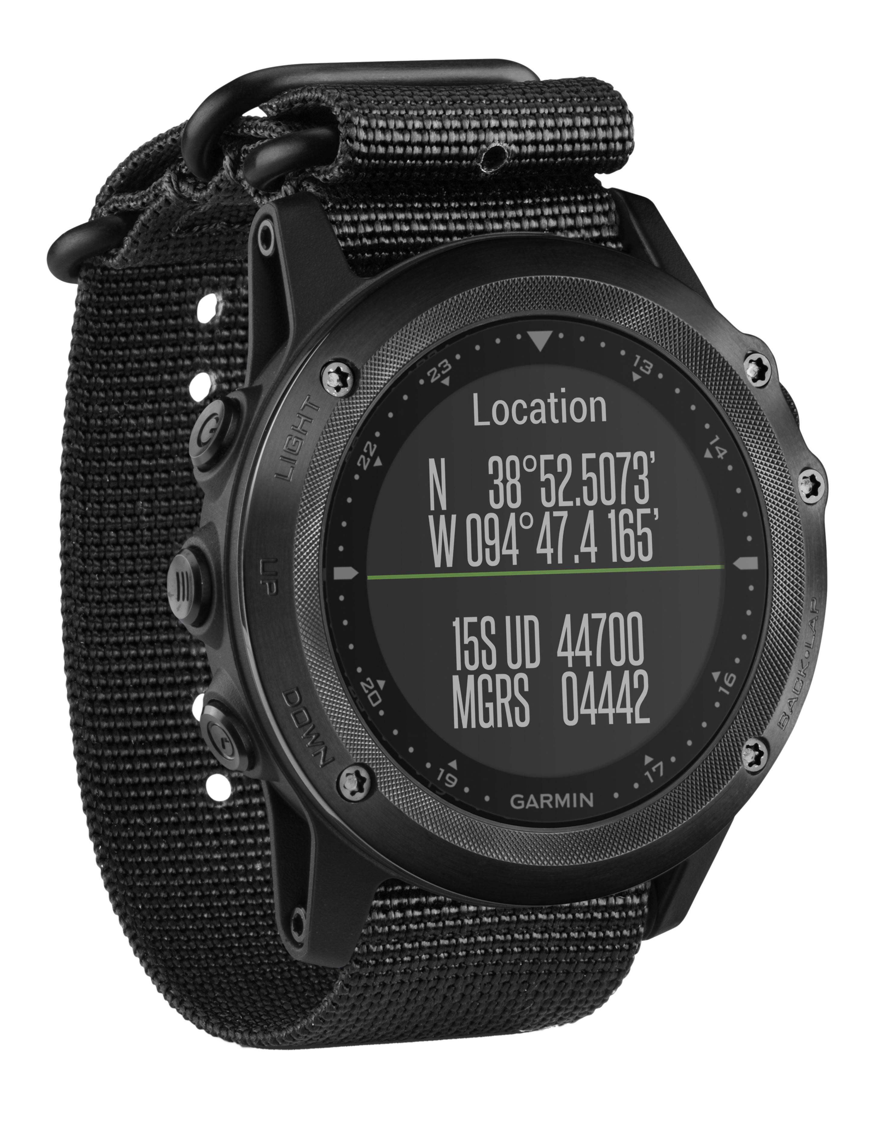 Garmin Tactix Bravo GPS Watch with