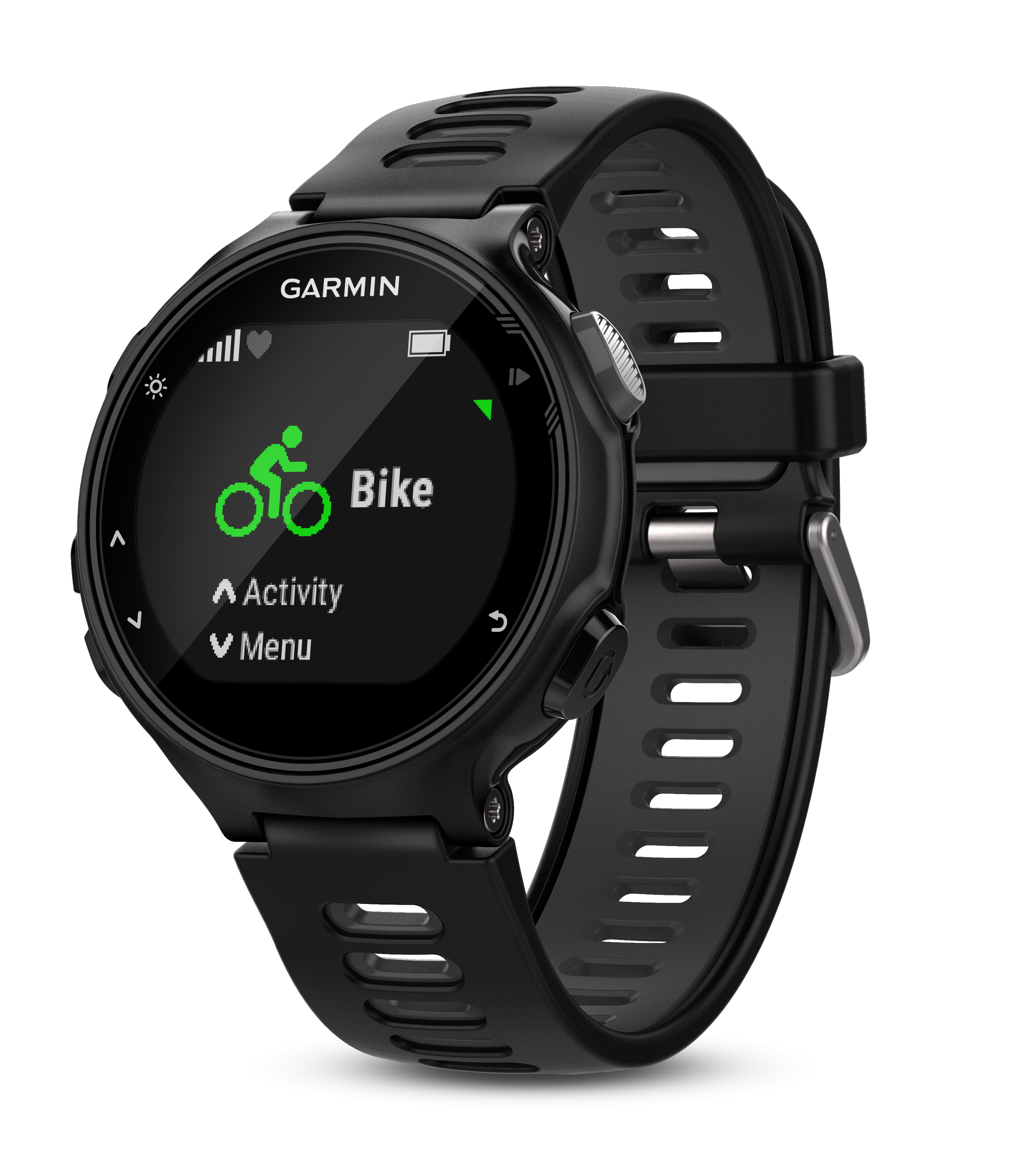Garmin Forerunner 735xt Gps Running Watch Unisex 935 Black
