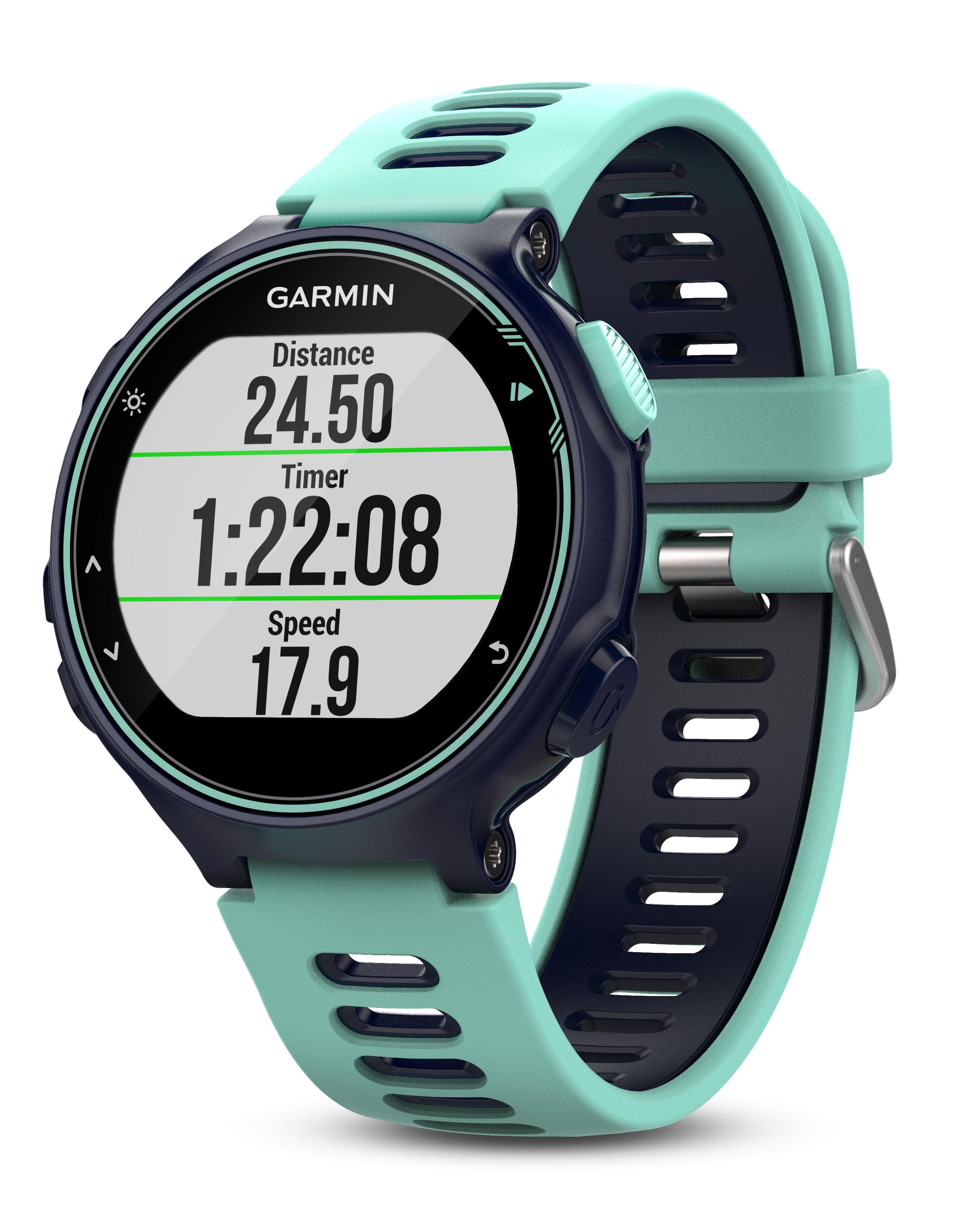 fe9d15172 Garmin Forerunner 735XT GPS Running Watch - Unisex   MEC