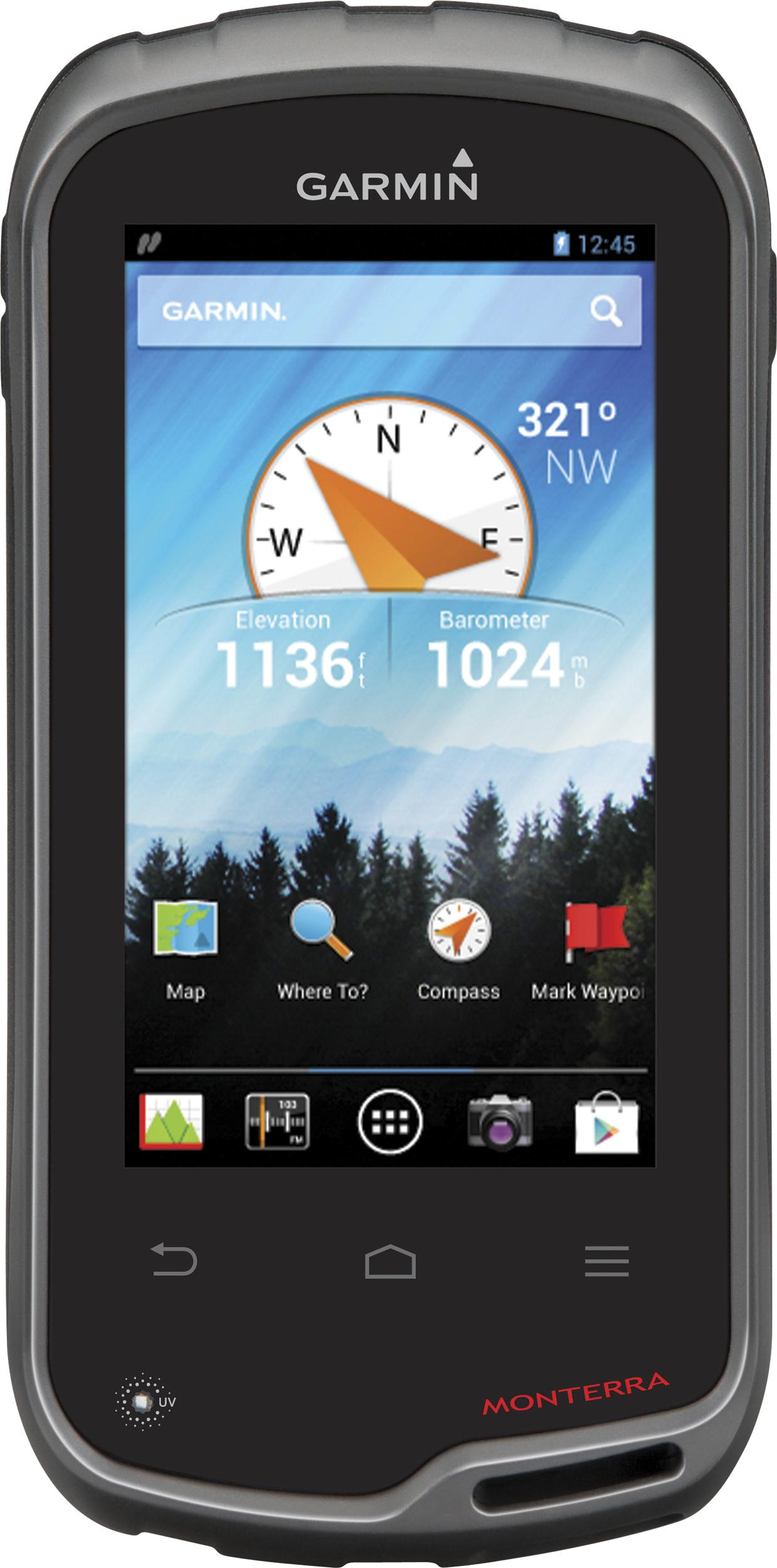 Garmin Monterra Gps Drive 51 Mobil Touchscreen 5034883 Bk000 Alt Baro