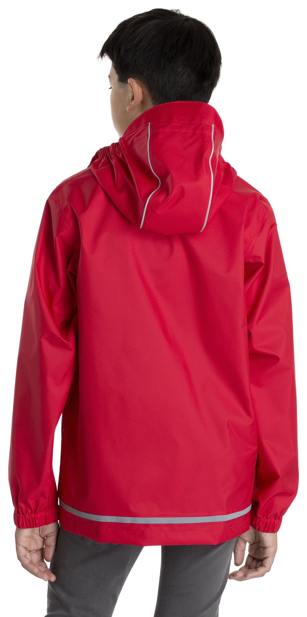 MEC Reflective Rain Jacket - Youths