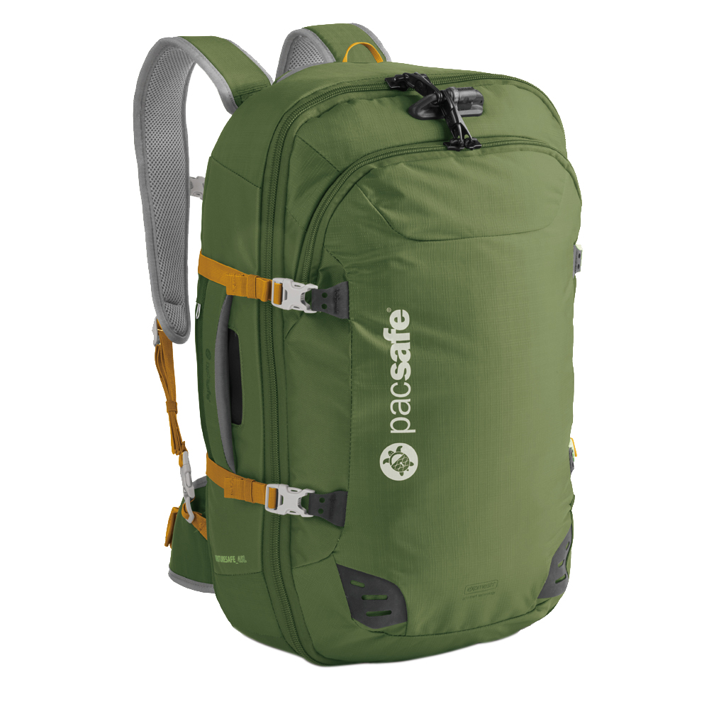 e82f22436f25 Pacsafe Venturesafe 45L GII Anti-Theft Travel Pack - Unisex