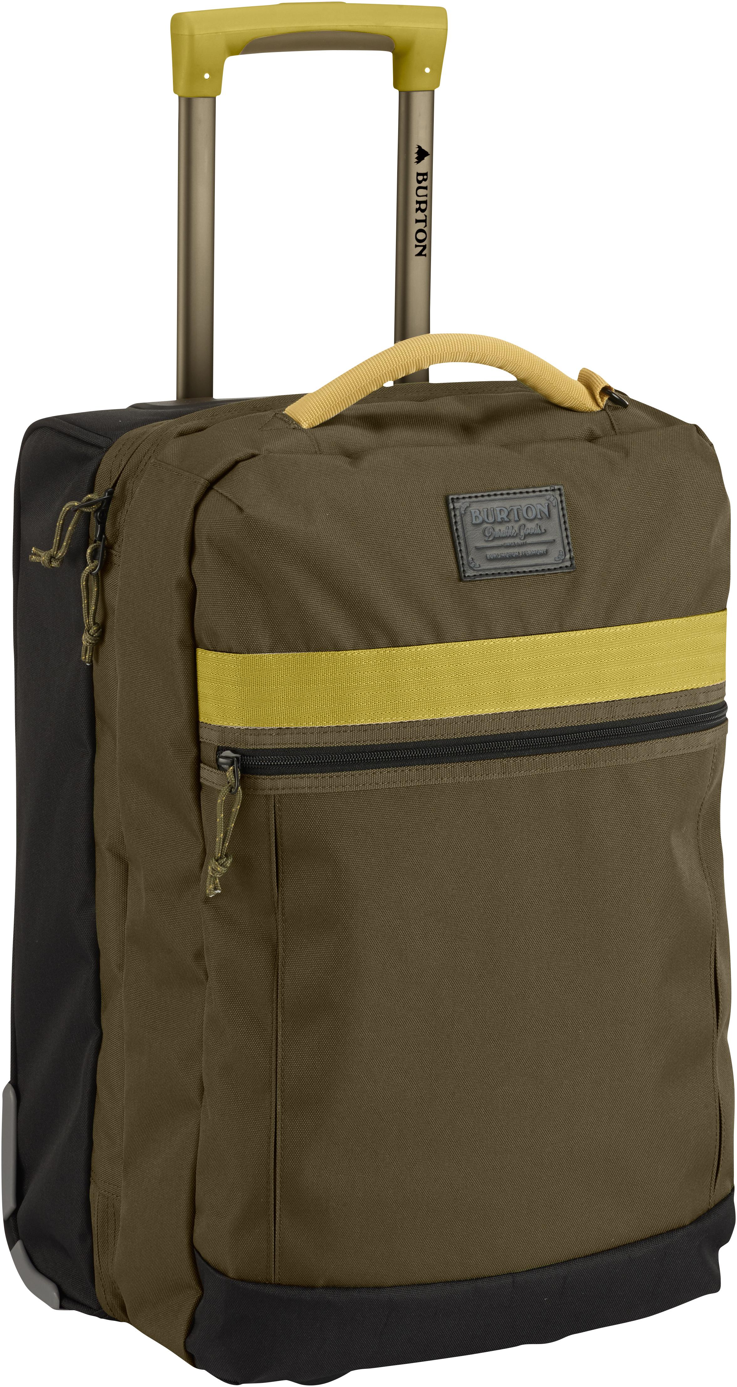a56157579451 Burton Convoy Roller Travel Bag Review | Building Materials Bargain ...