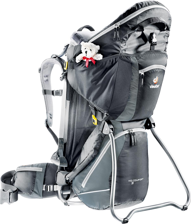 mehrere farben Modestile beliebt kaufen Deuter Kid Comfort 3 Child Carrier Backpack - Infants