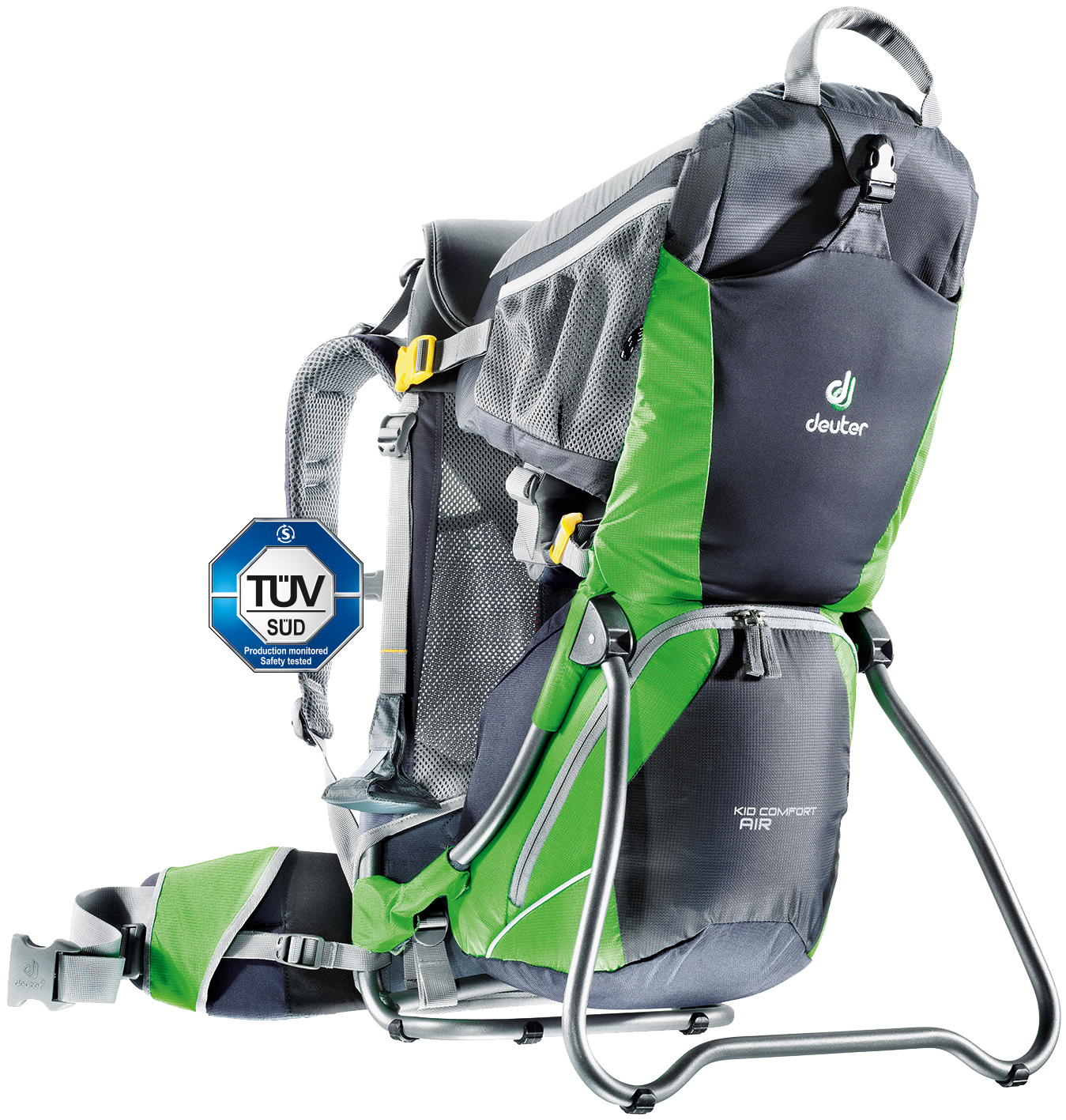 gute Qualität verrückter Preis Bestpreis Deuter Kid Comfort Air Child Carrier Backpack - Infants