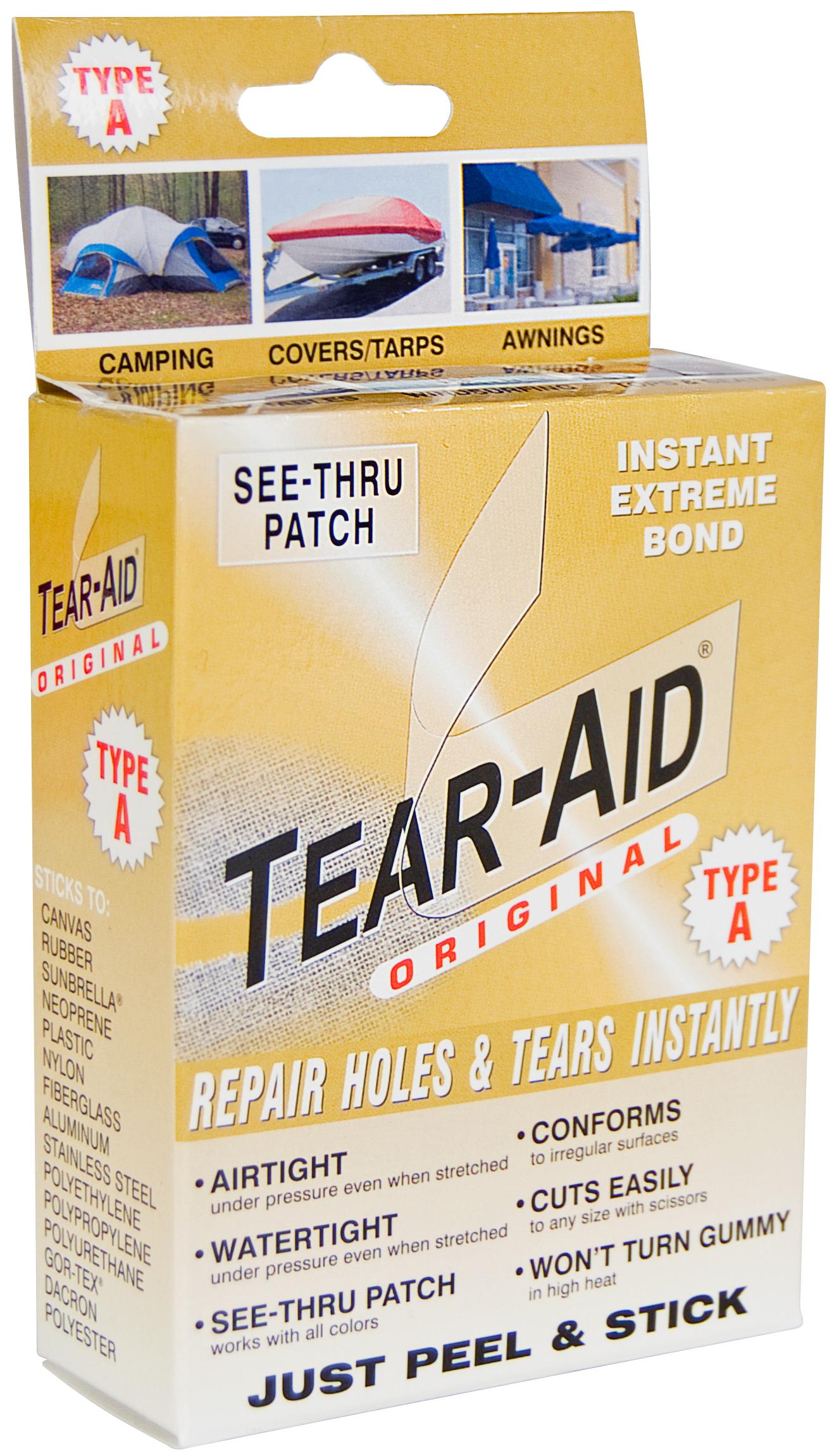 TearRepair Tear Aid Repair Patch Type A