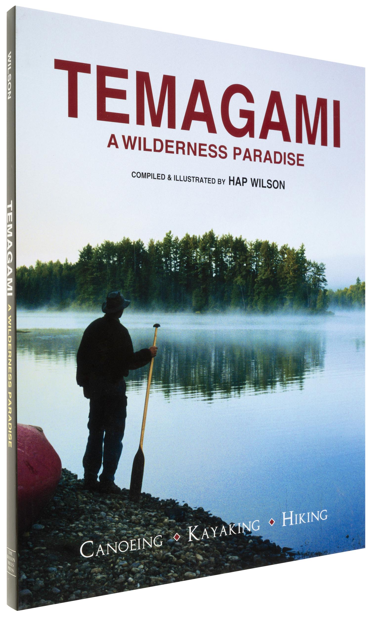 Temagami Canoeing, Kayaking & Hiking