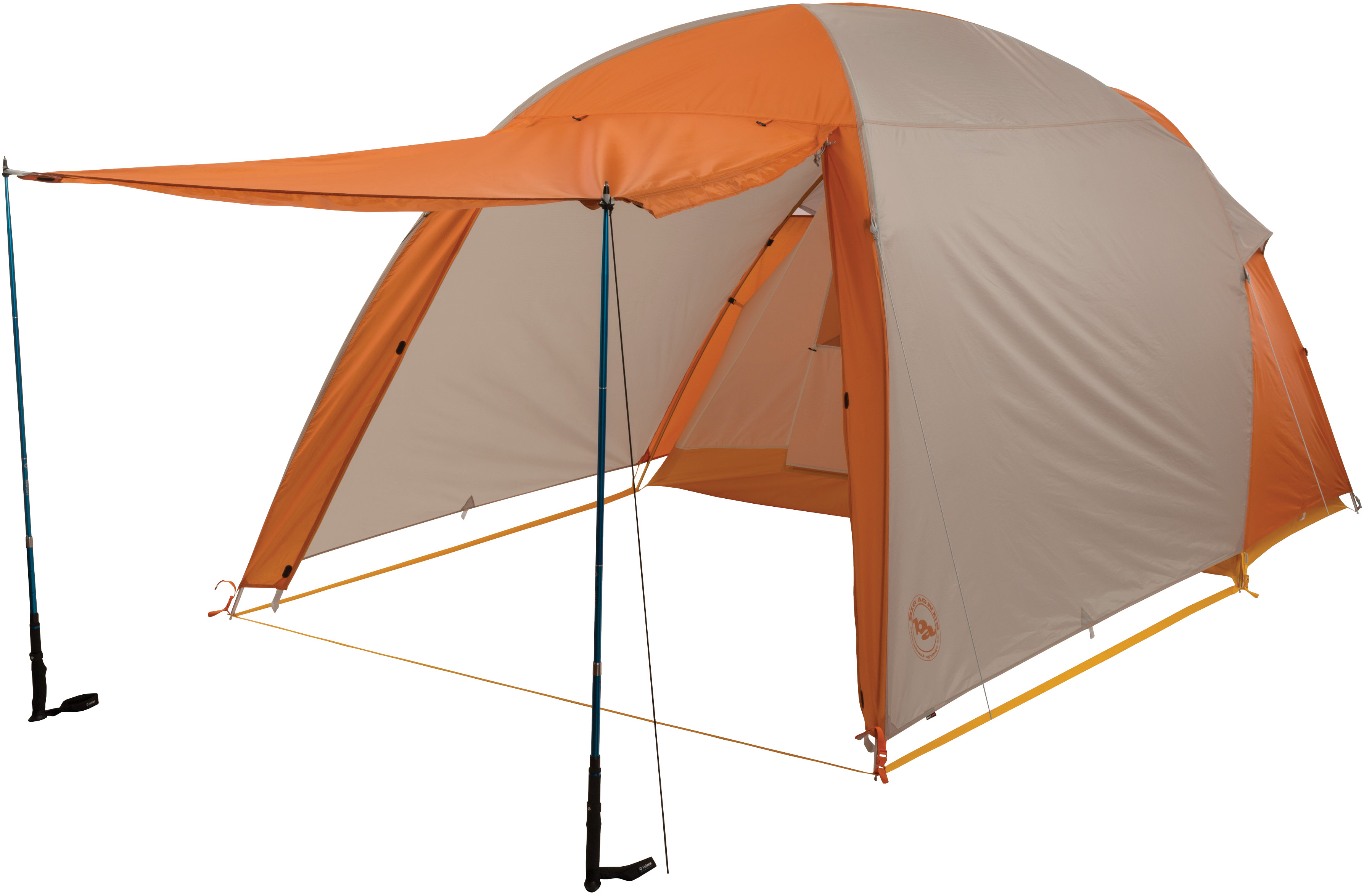 Big Agnes Wyoming Trail 2-Person Tent