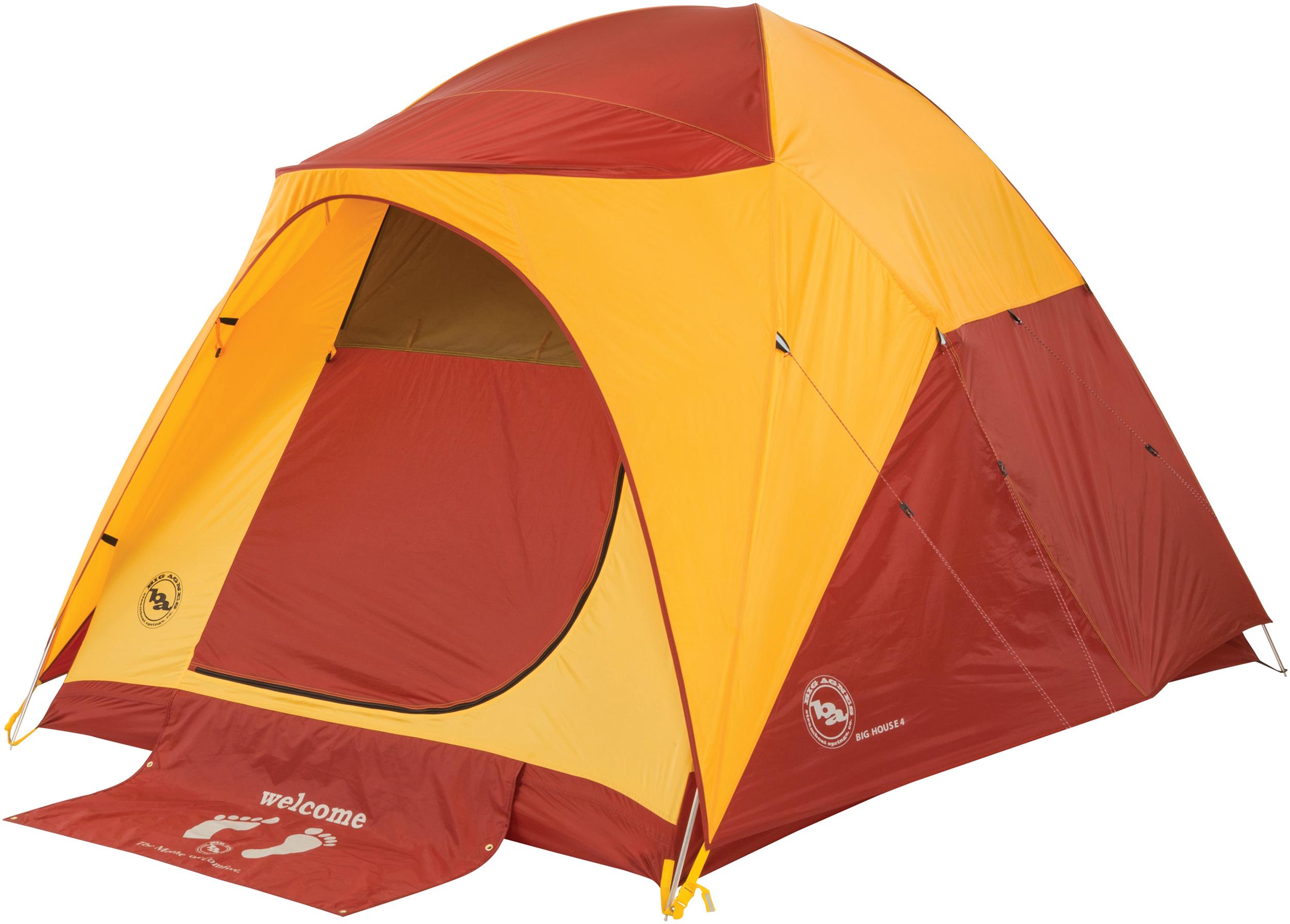 sc 1 st  MEC & Big Agnes Big House 4 Tent