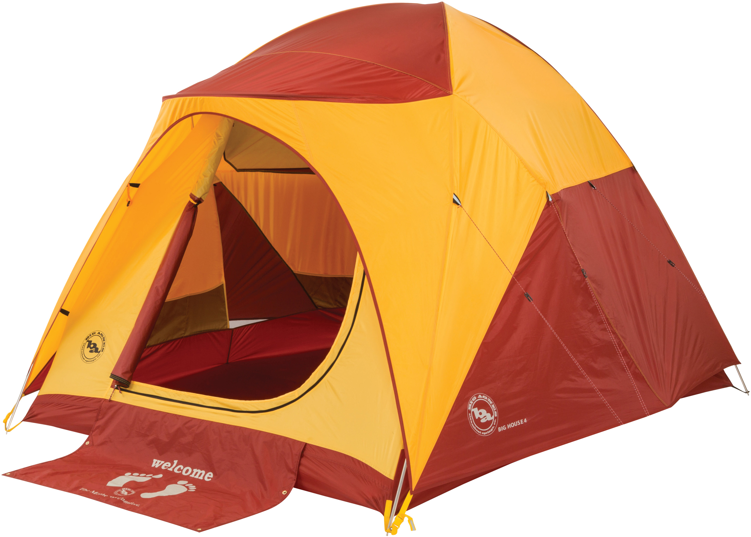 Big Agnes Big House 6-Person Tent 7240e41fb04e