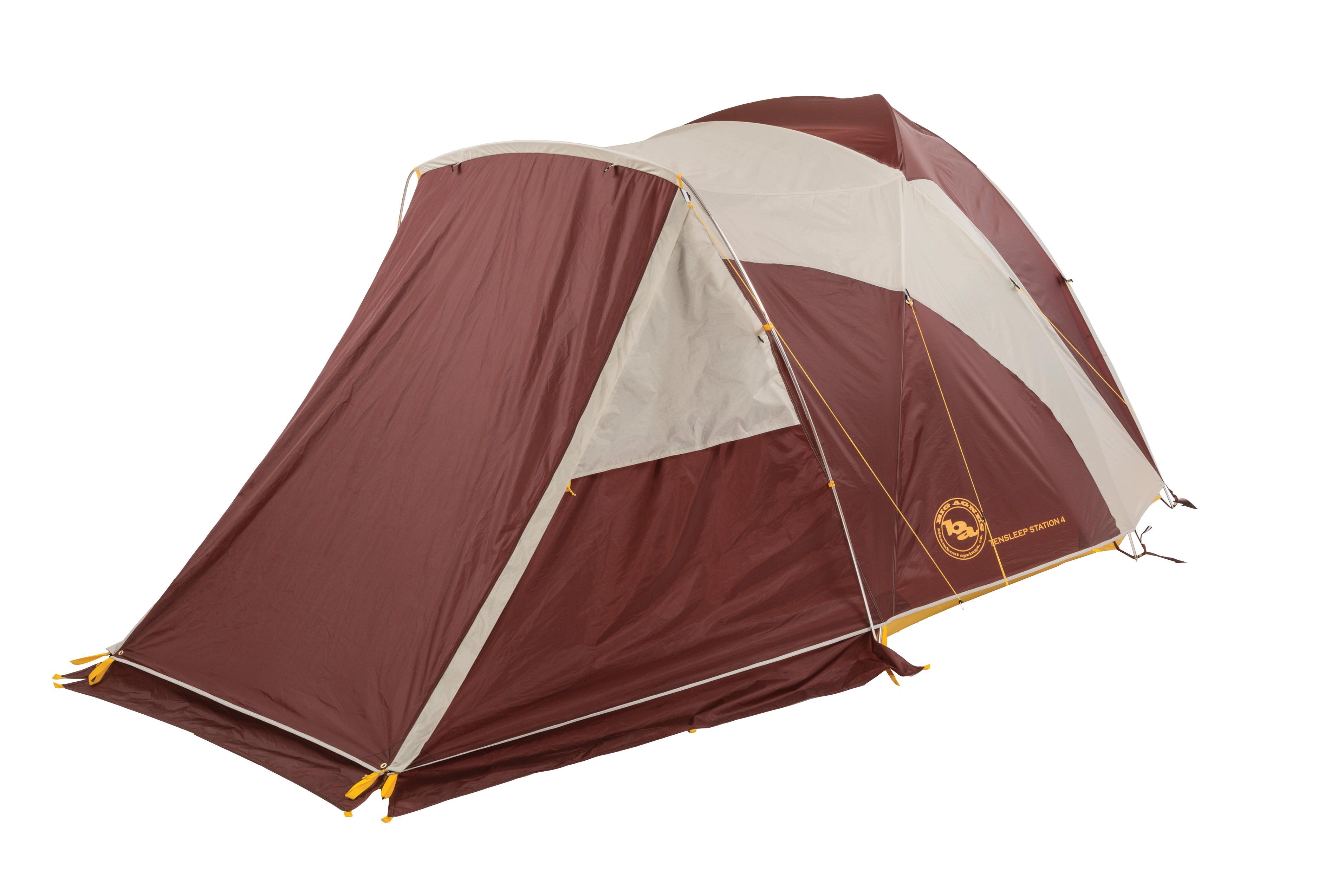 sc 1 st  MEC & Big Agnes Tensleep Station 6 Tent