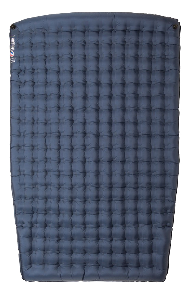 73636c560d7 Big Agnes Insulated Double Z Double Wide Sleeping Pad - Unisex