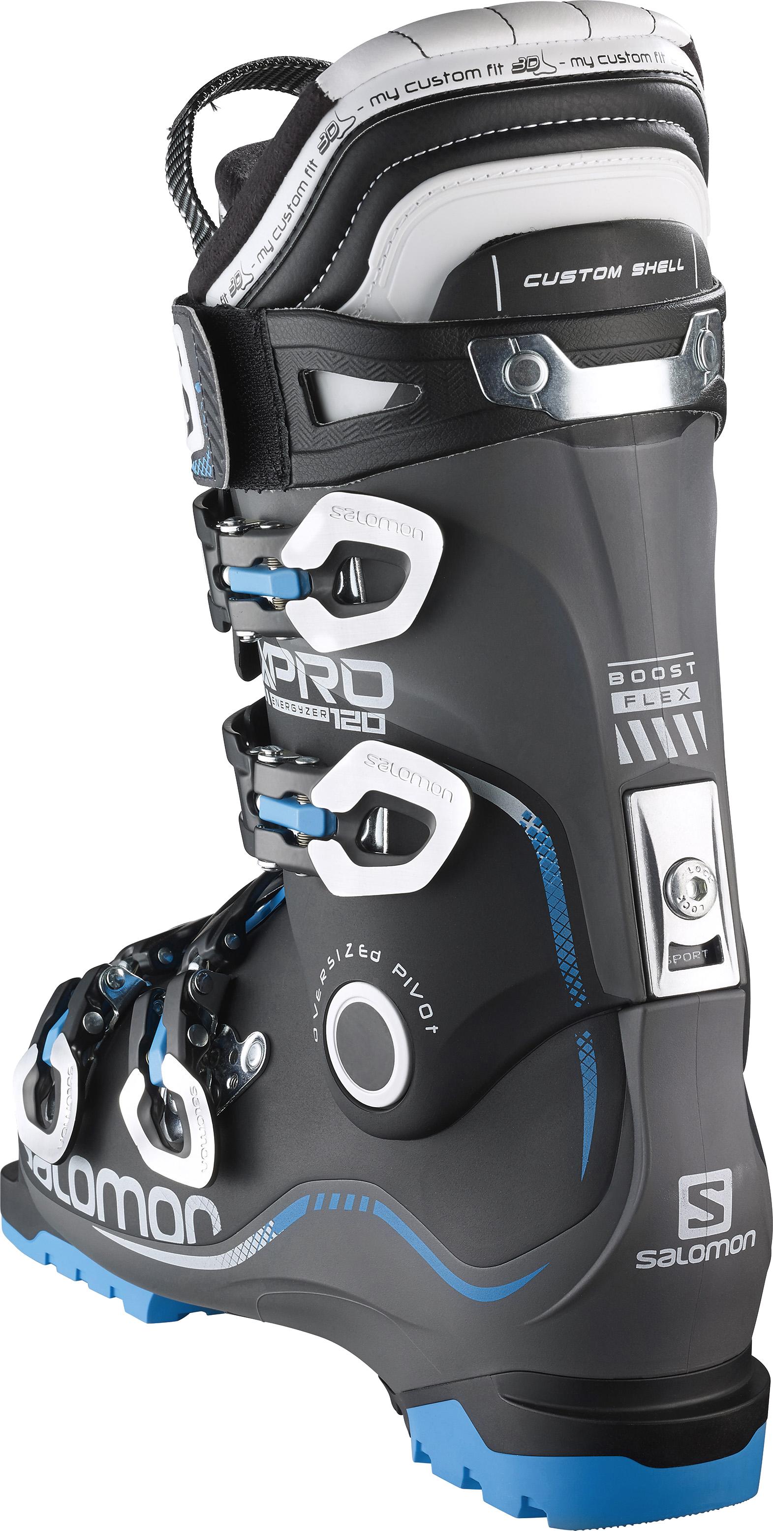 X De Bottes 120 Ski Salomon Pro Hommes 7qWHxO