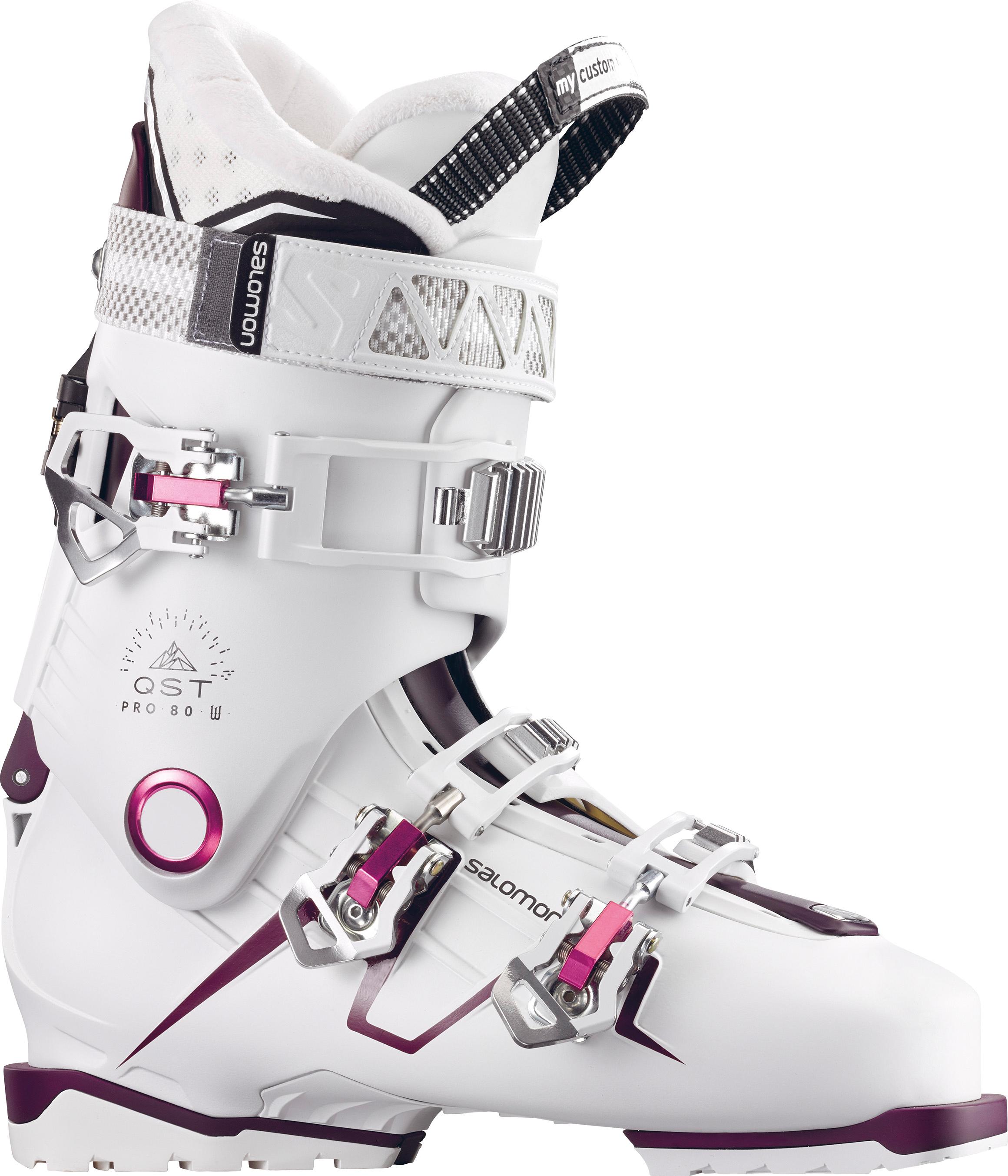 9e9b705a7a Salomon QST Pro 80 Ski Boots - Women s