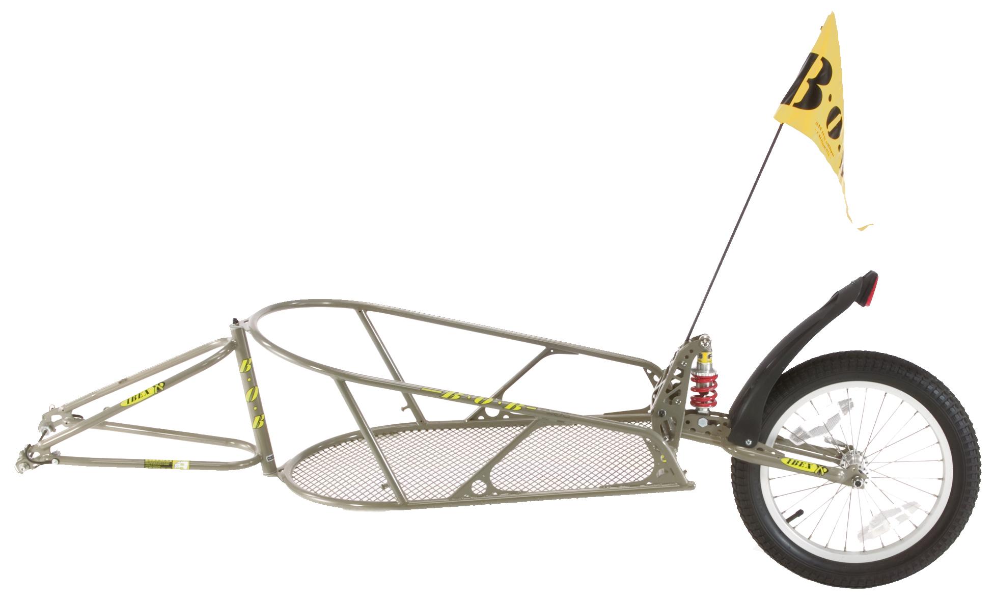 BOB Ibex Plus Bicycle Trailer