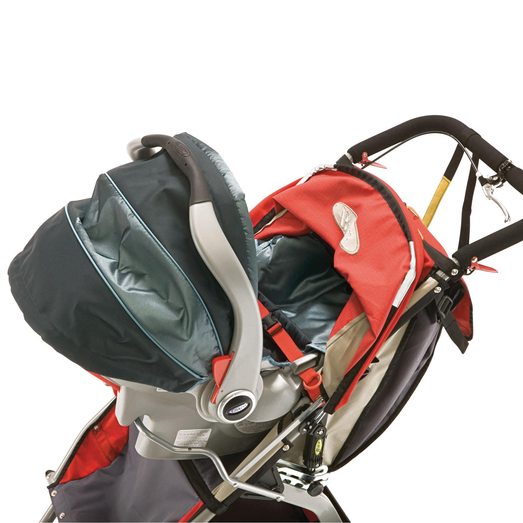 BOB Infant Car Seat Adapter Single 2005 2010