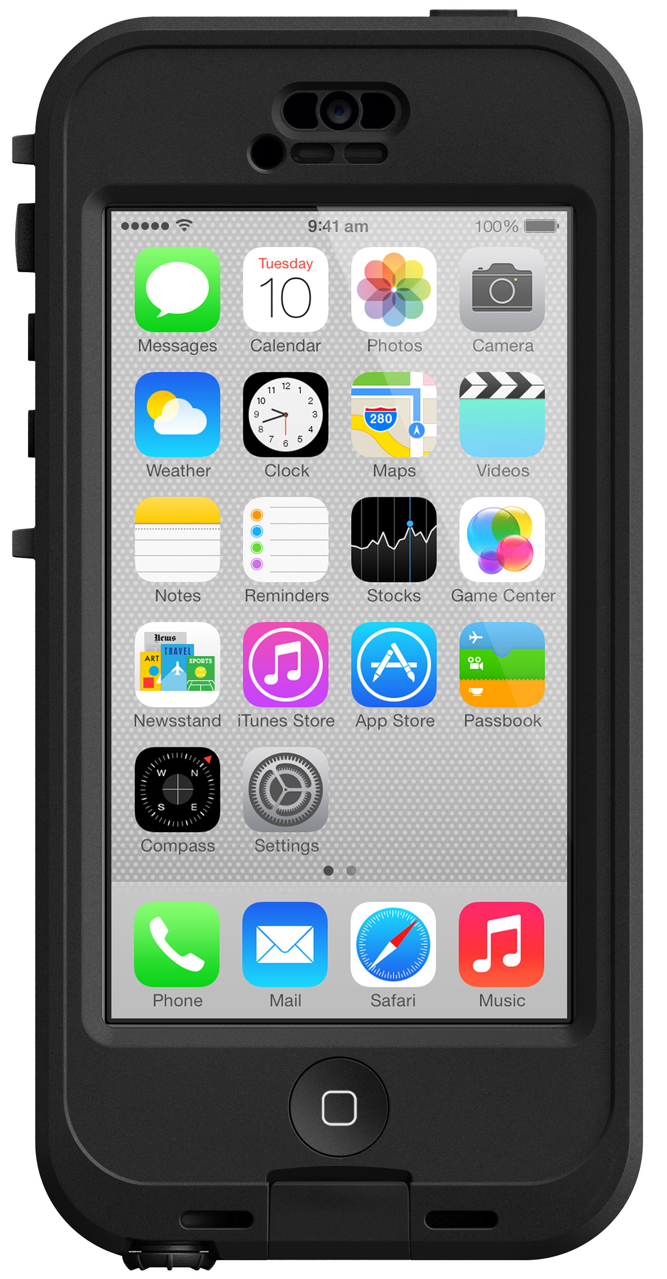 the best attitude d93e1 a17ab LifeProof nüüd iPhone 5C Case