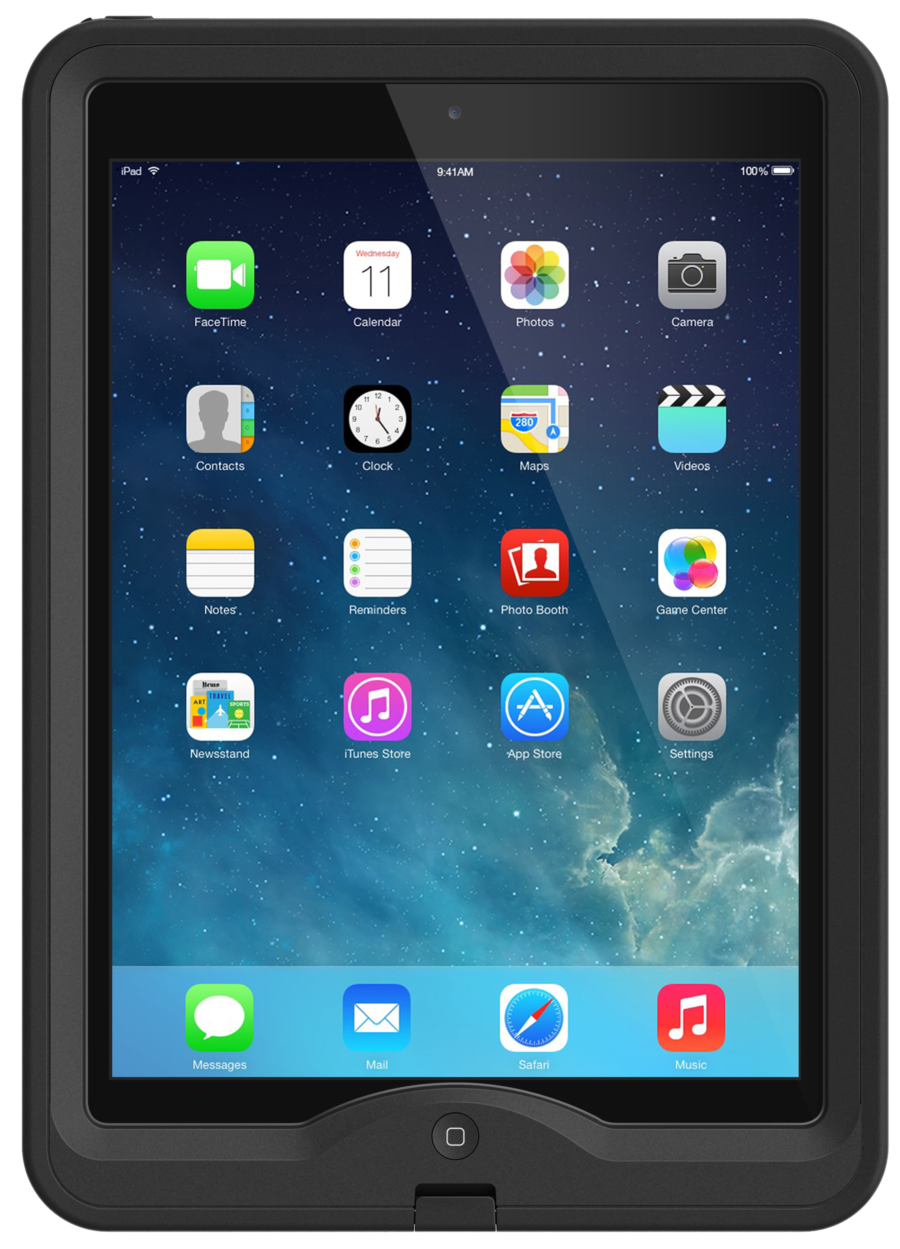 buy online a2256 0cc3b LifeProof nüüd iPad Air Case