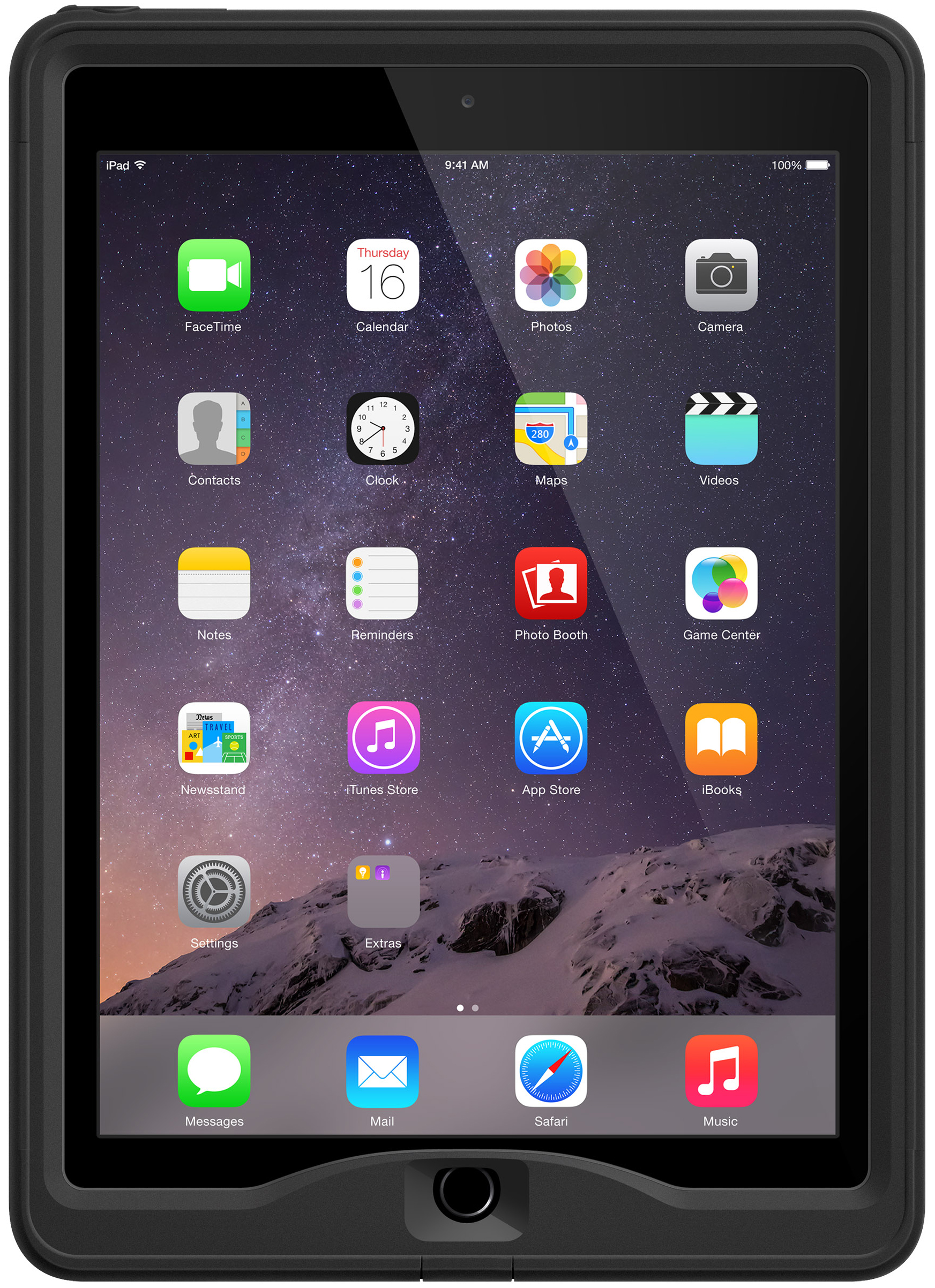 new concept 32d79 a4f8e LifeProof nüüd iPad Air 2 Case