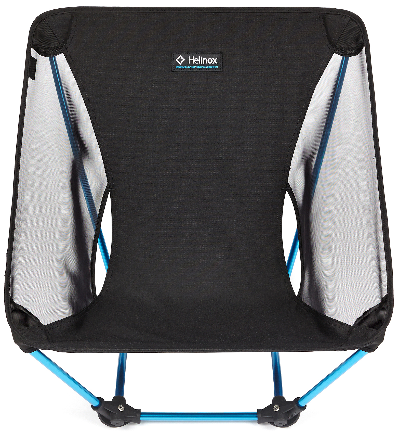zero helinox ground edge black chair backcountry