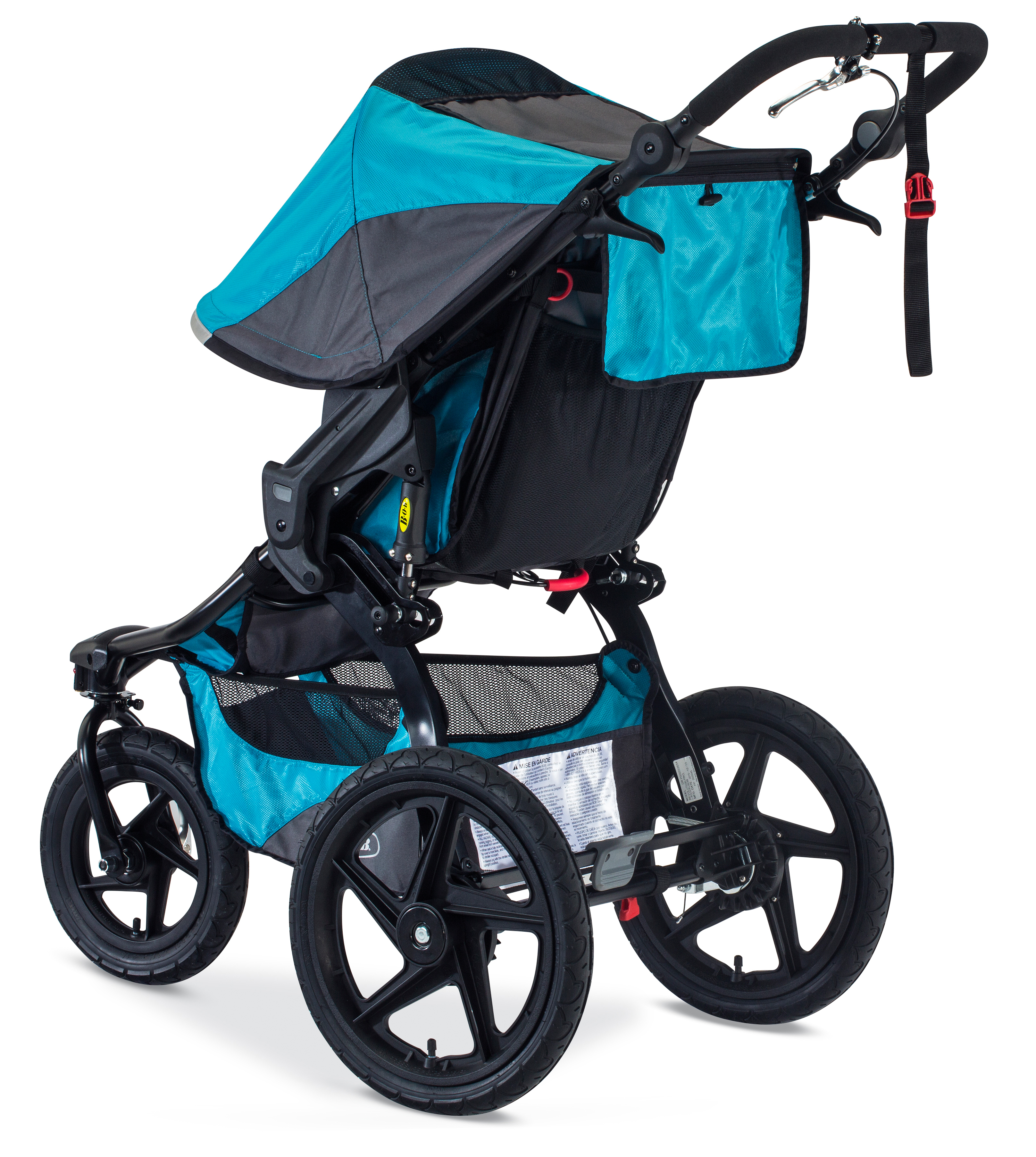 BOB Revolution Pro Single Stroller 2016 - Infants to