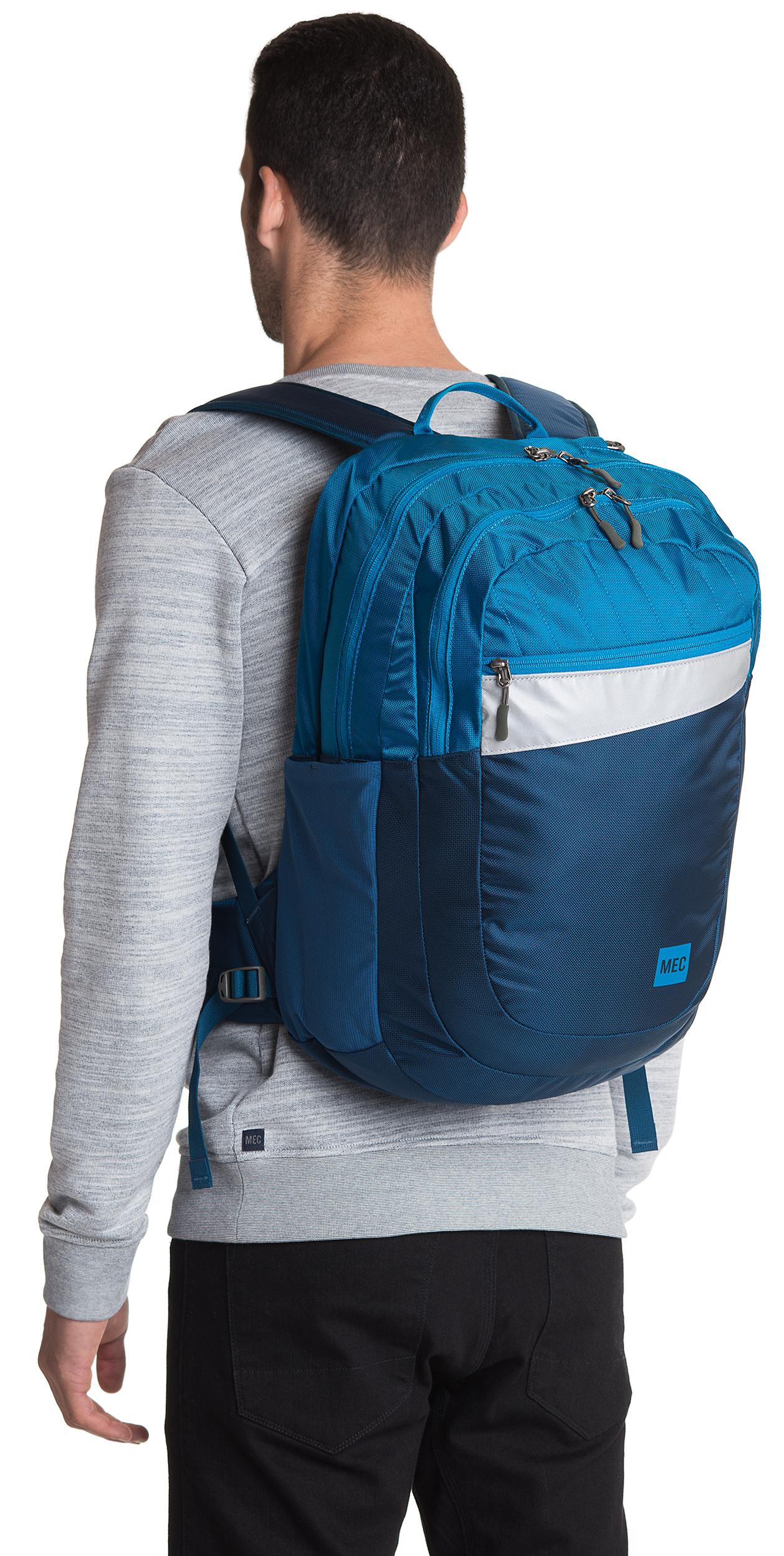 mec campus book bag uni