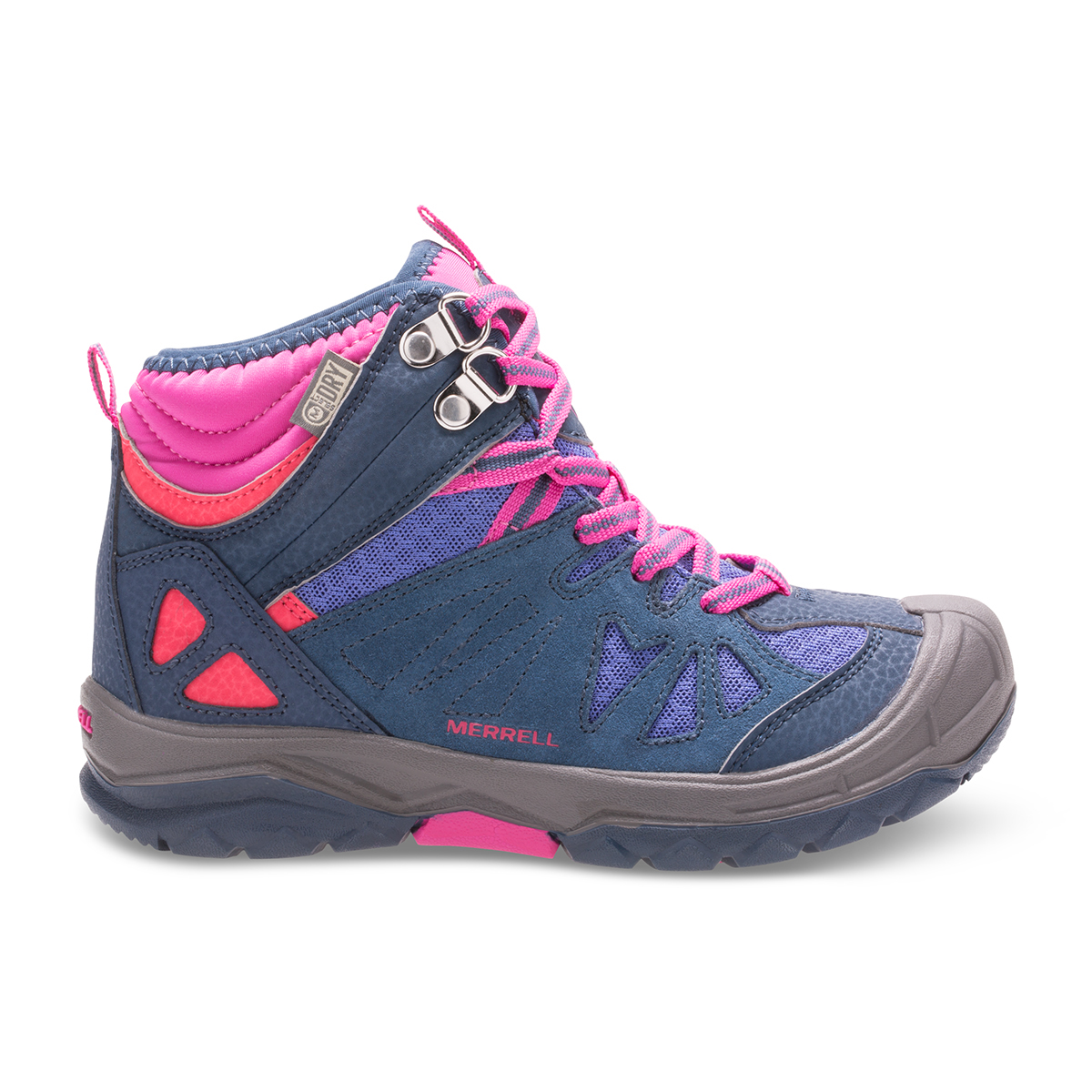 567a8f9f5b2 Merrell Capra Mid Waterproof Shoes - Children to Youths