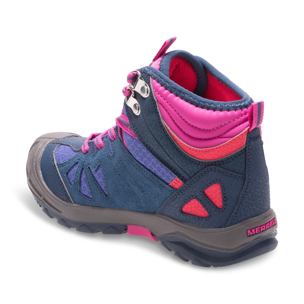 31e2c9e9b27f1 Merrell Capra Mid Waterproof Shoes - Children to Youths | MEC
