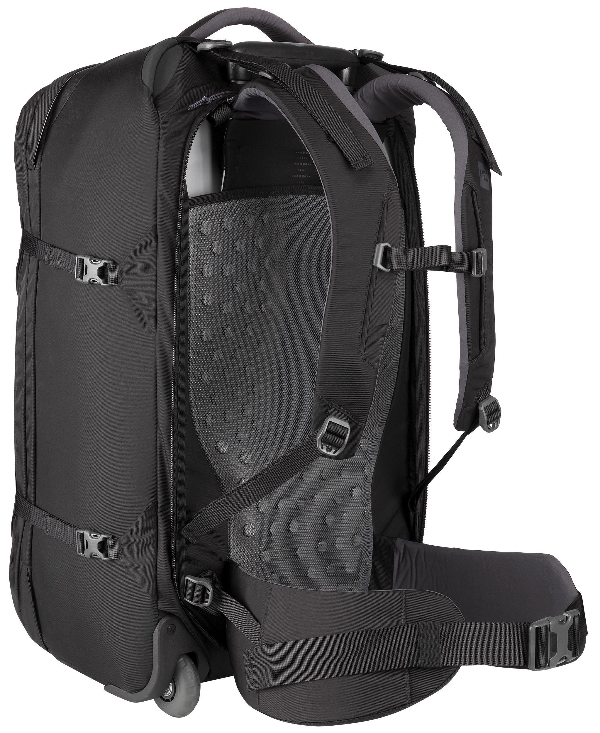Mec Hiking Backpack Carrier Regreen Springfield