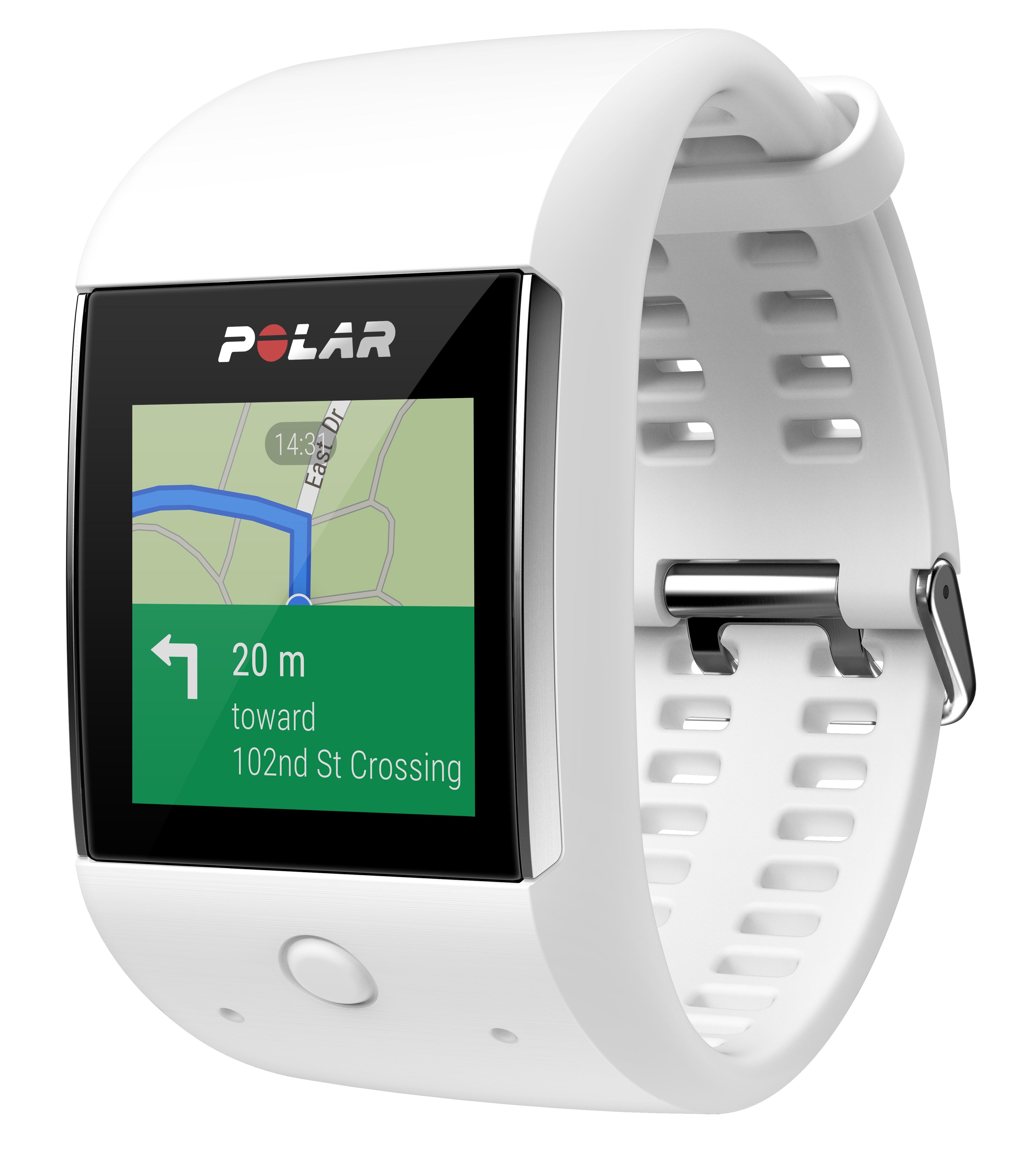 12c6dd44a Polar M600 Smart Watch - Unisex | MEC
