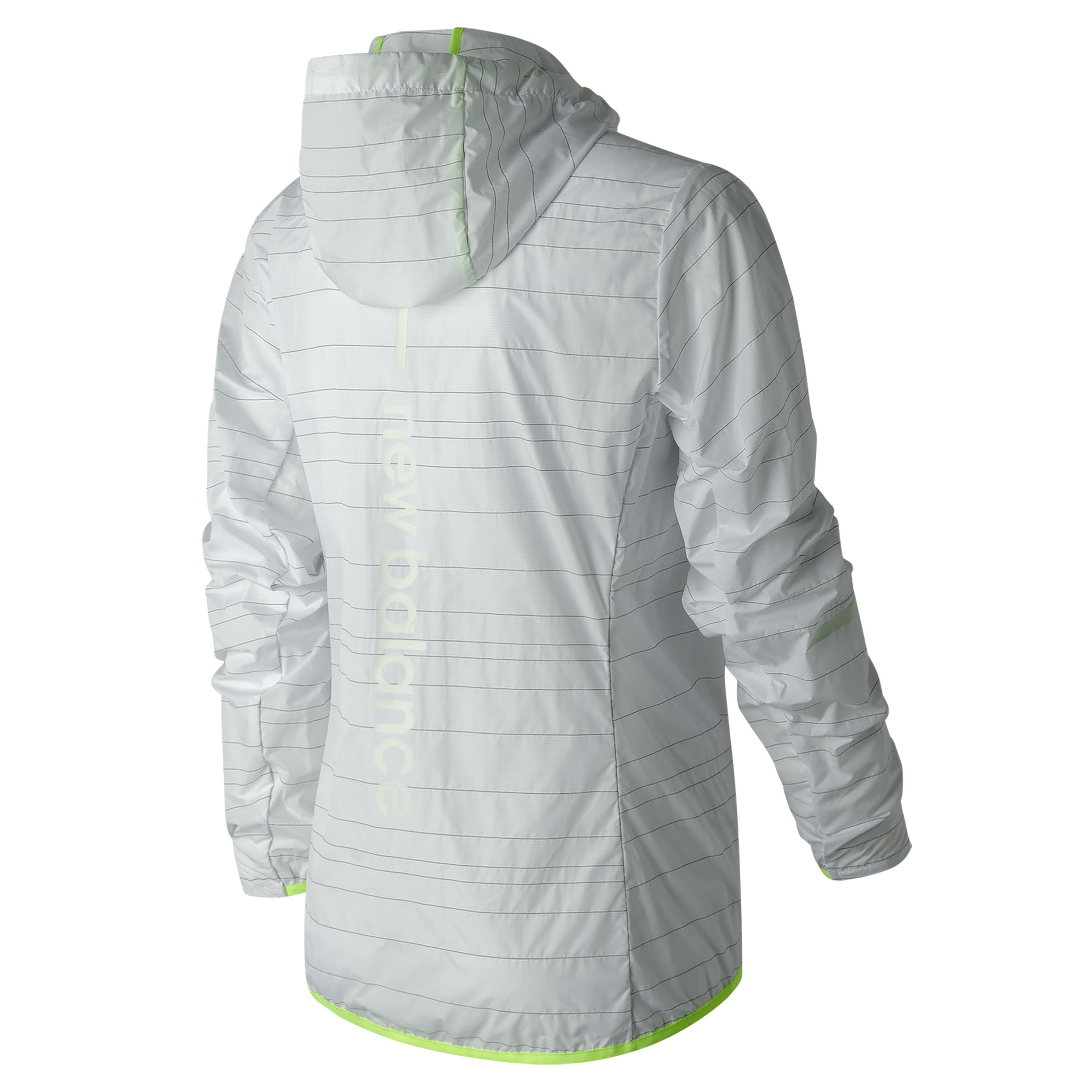 d6e810f16e413 New Balance Reflective Lite Packable Jacket - Women's   MEC