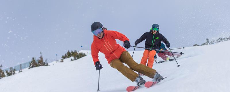 Ski campaign hero image