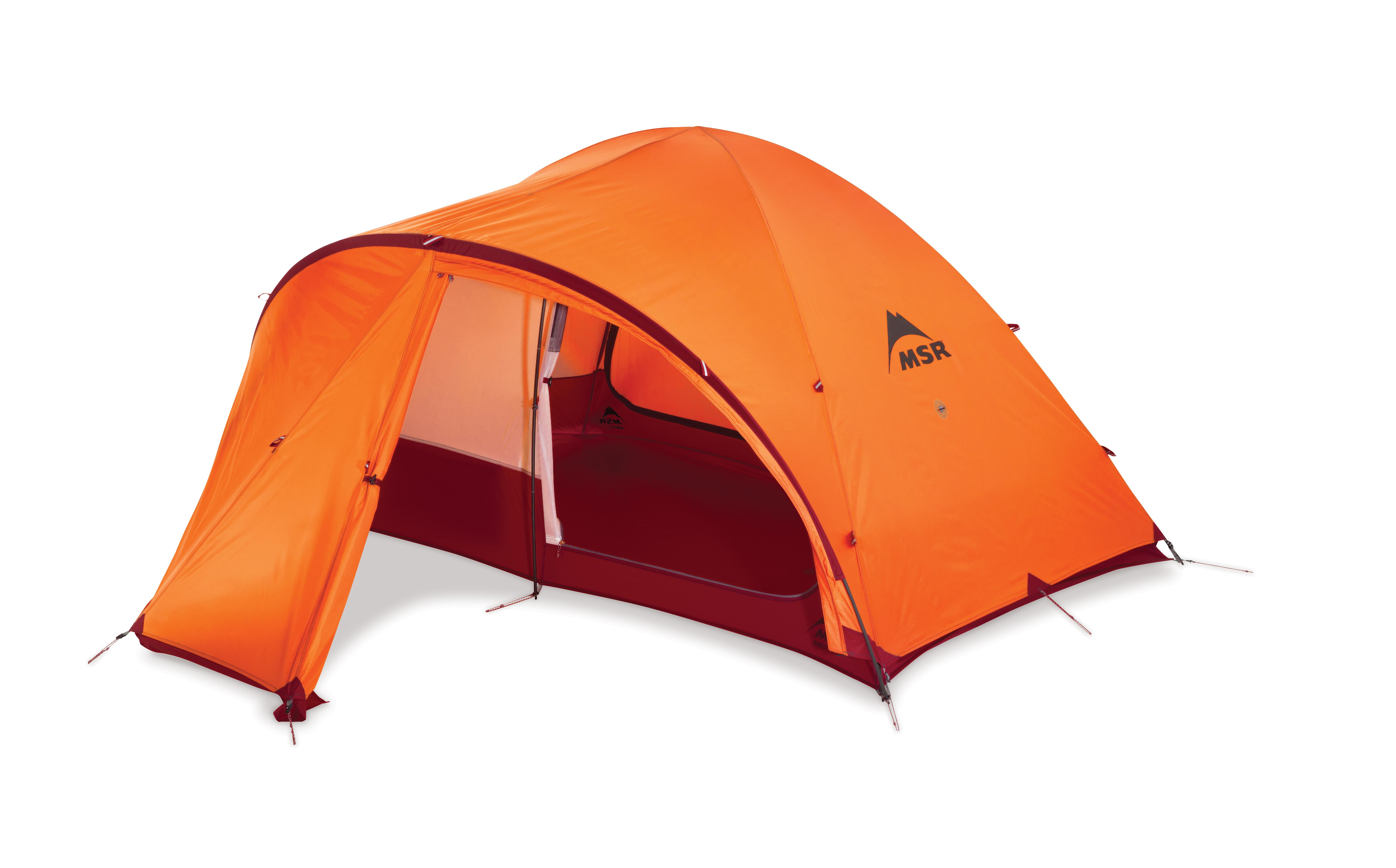 MSR Remote 2-Person 4-Season Tent b200c27e14