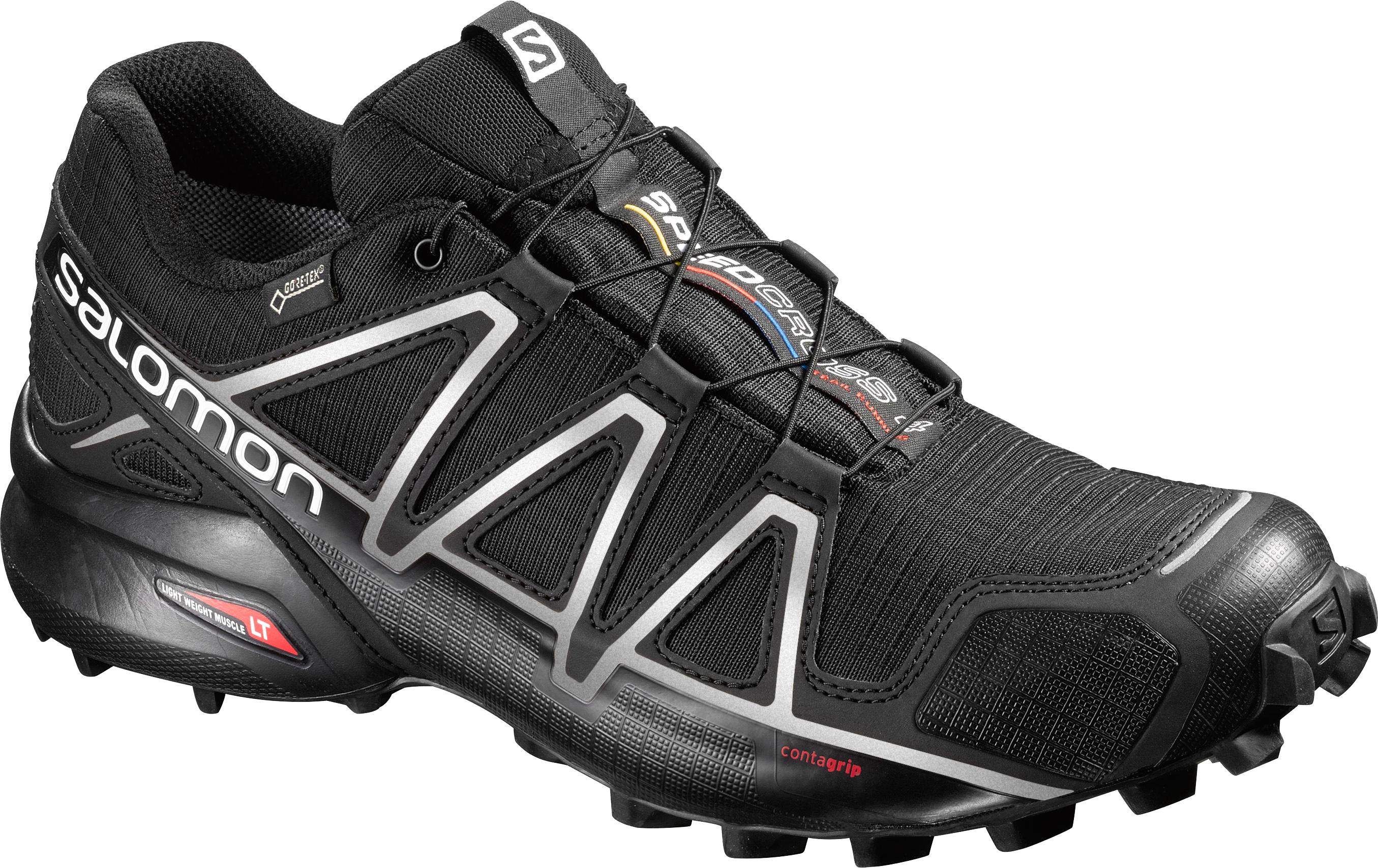 d510cca123a Salomon Speedcross 4 GTX Trail Running Shoes - Men's | MEC