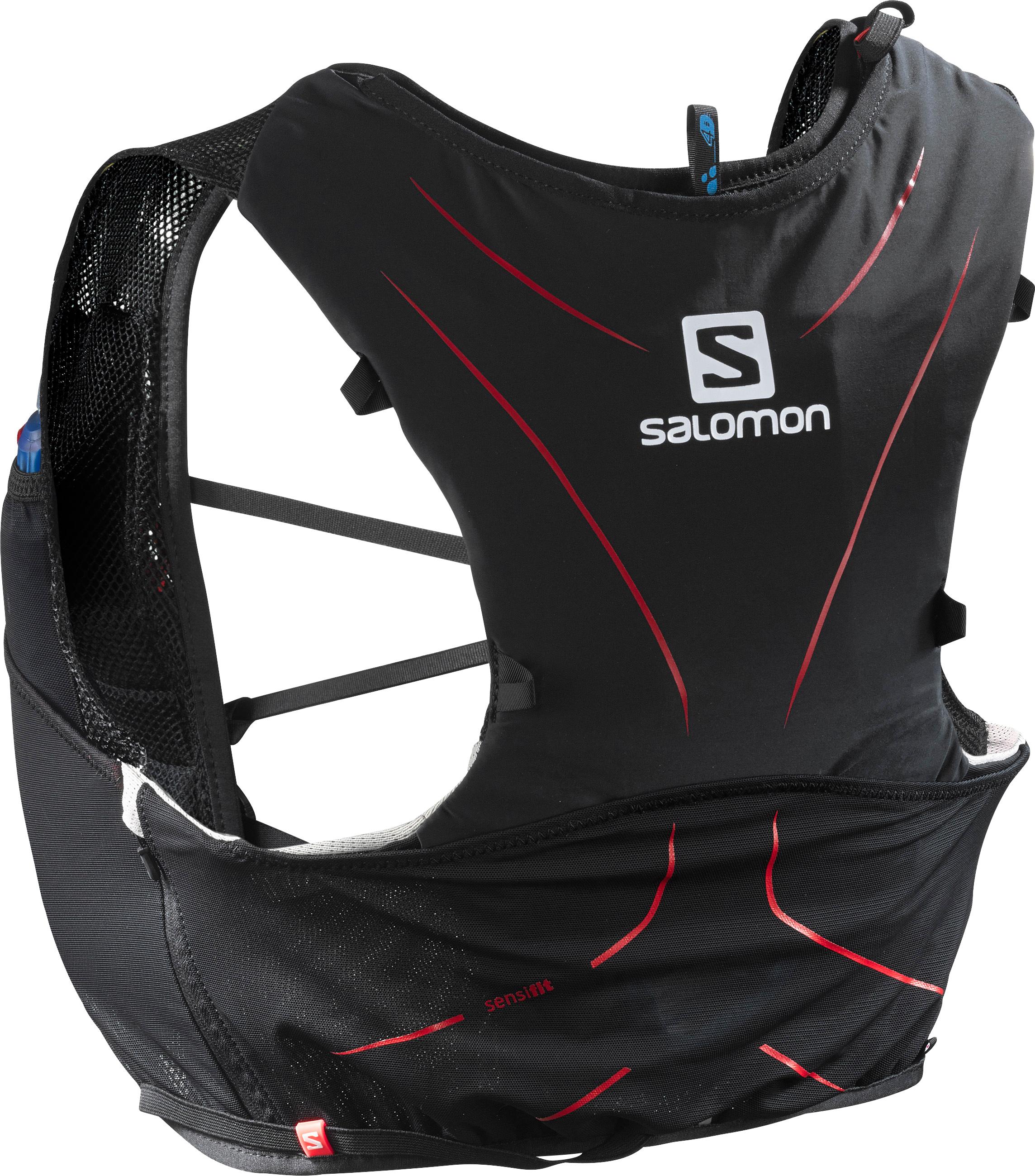 Sacs Salomon S-LAB noirs unisexe M2c81K