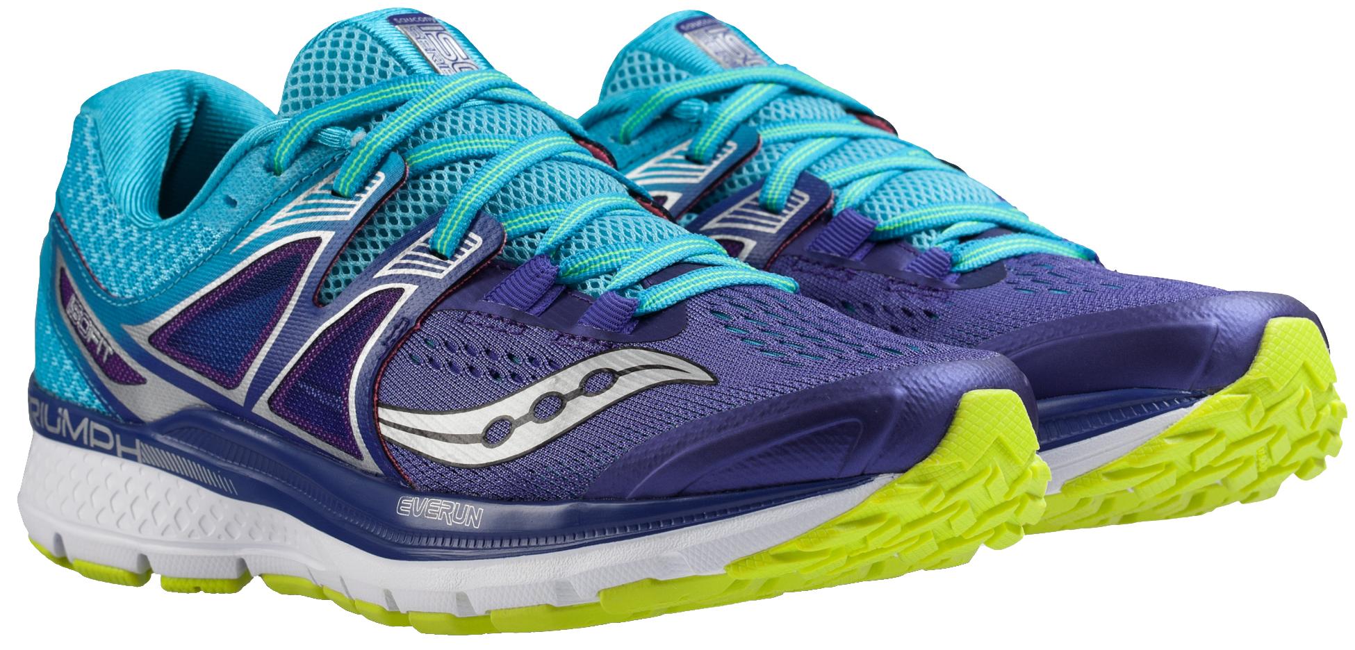 011052ec004 Saucony Triumph ISO 3 Road Run Shoes - Women s