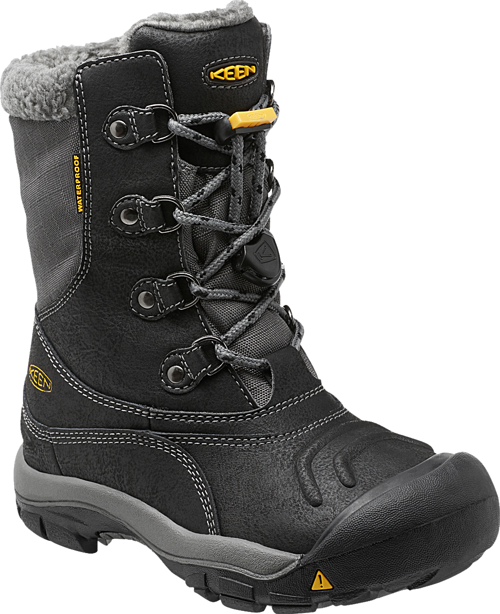 Keen Basin Waterproof Kids Winter Boots - Children to Youths 75b7537de