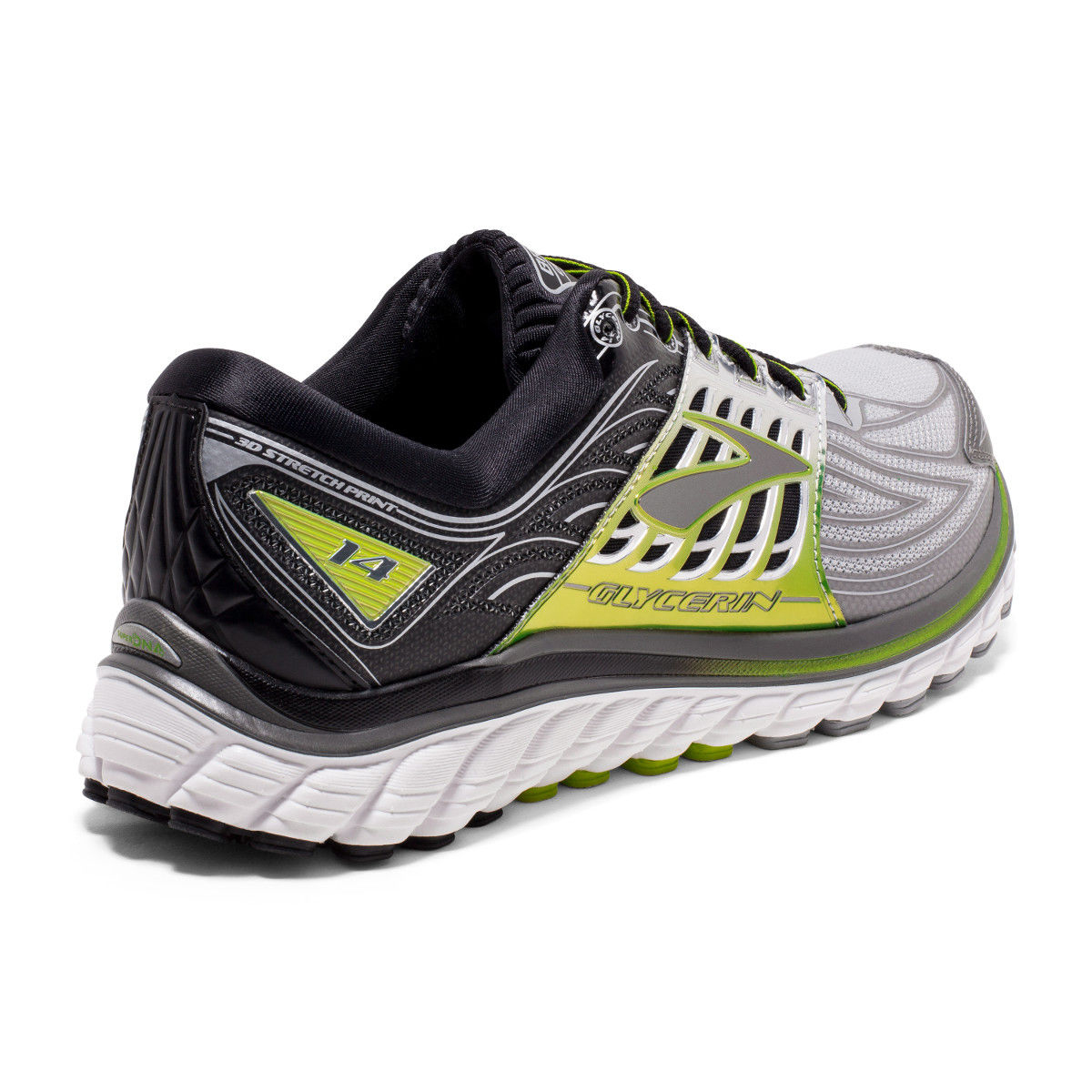 cd3ff0c50c7f26 Brooks Glycerin 14 Road Run Shoes - Men s