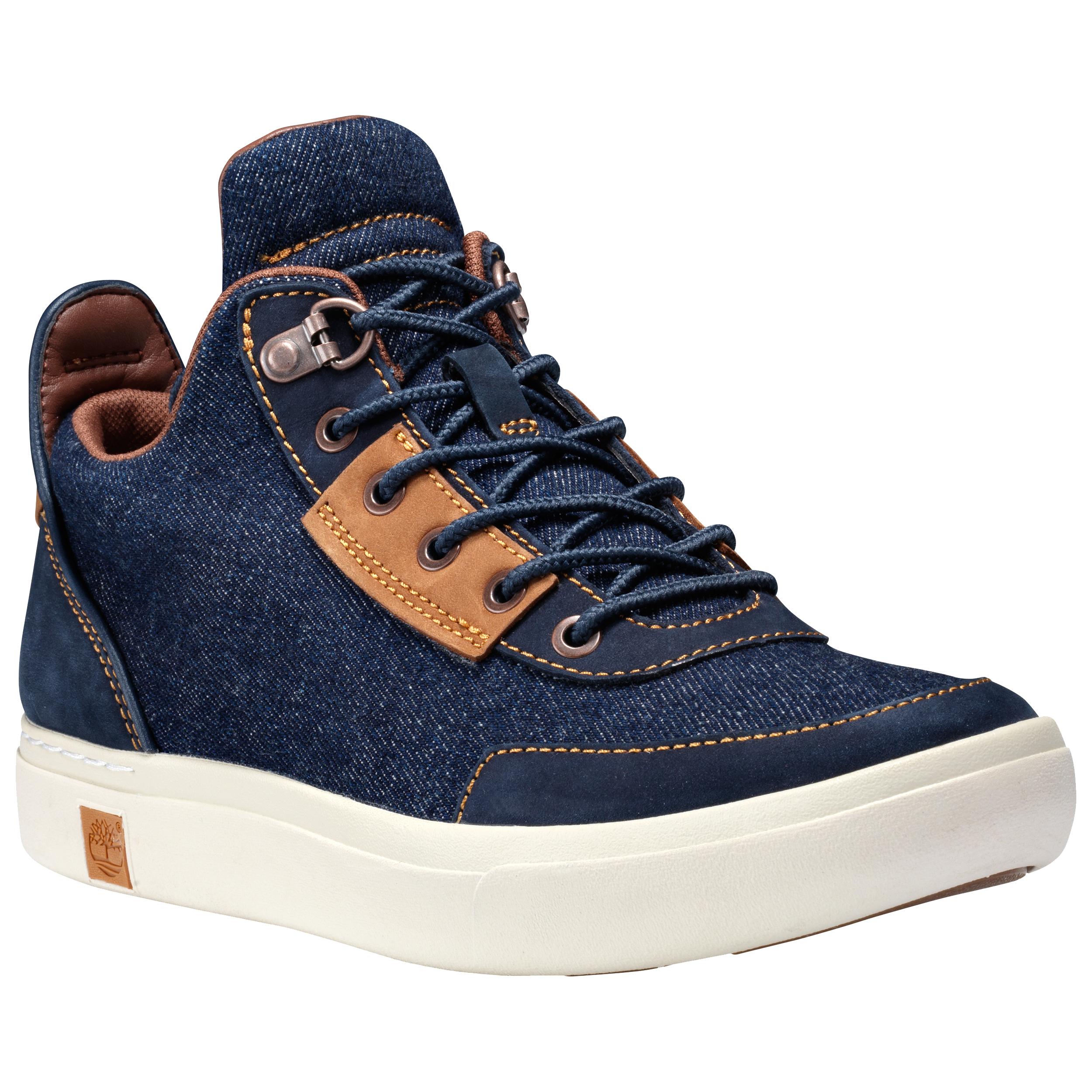 Timberland Amherst Canvas Chukka Shoes