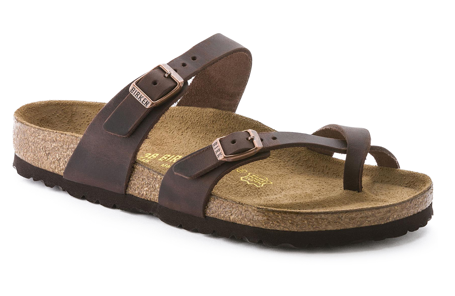 c55eebcfe497 Birkenstock Mayari Leather Sandals - Women s