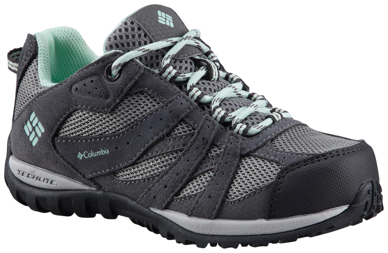 Columbia Unisex-Child Childrens Redmond Waterproof Sneakers