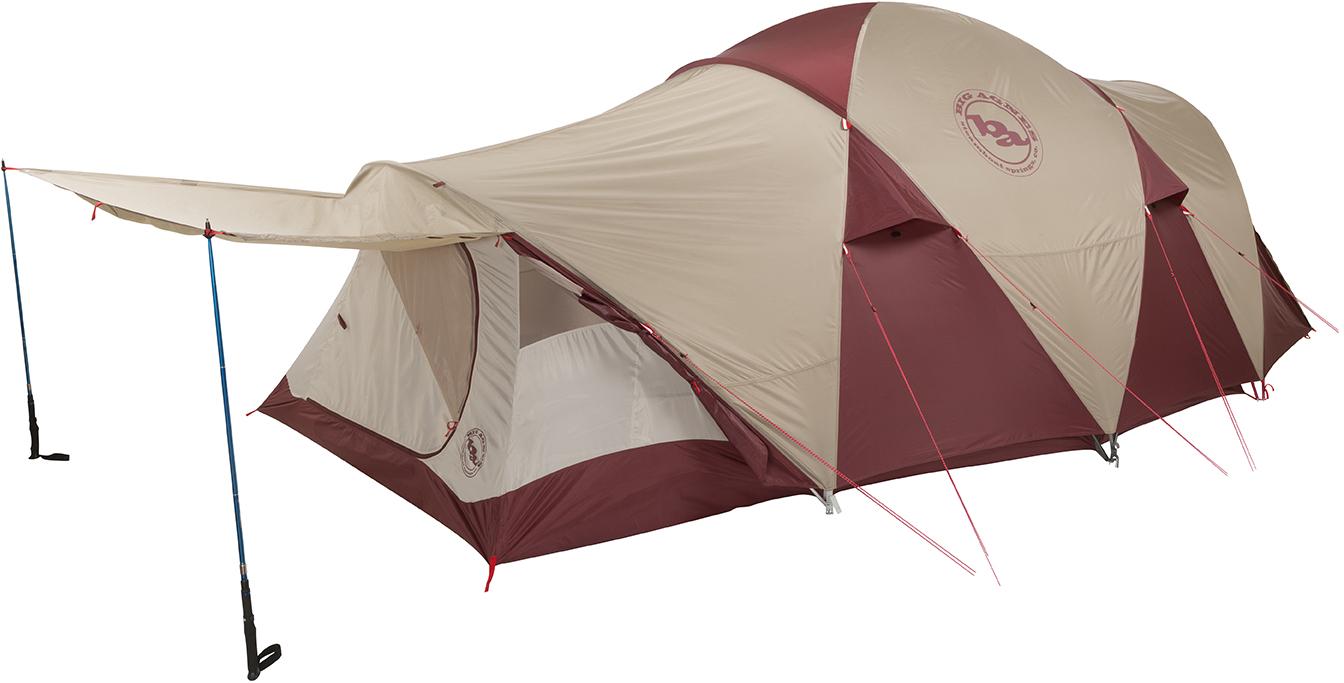 sc 1 st  MEC & Big Agnes Flying Diamond 8 Tent