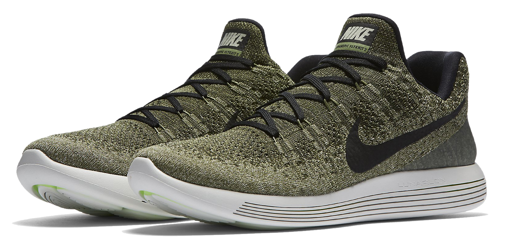 half off a4be9 ae742 Nike LunarEpic Low Flyknit 2 Road Running Shoes - Men's Nike Free ...