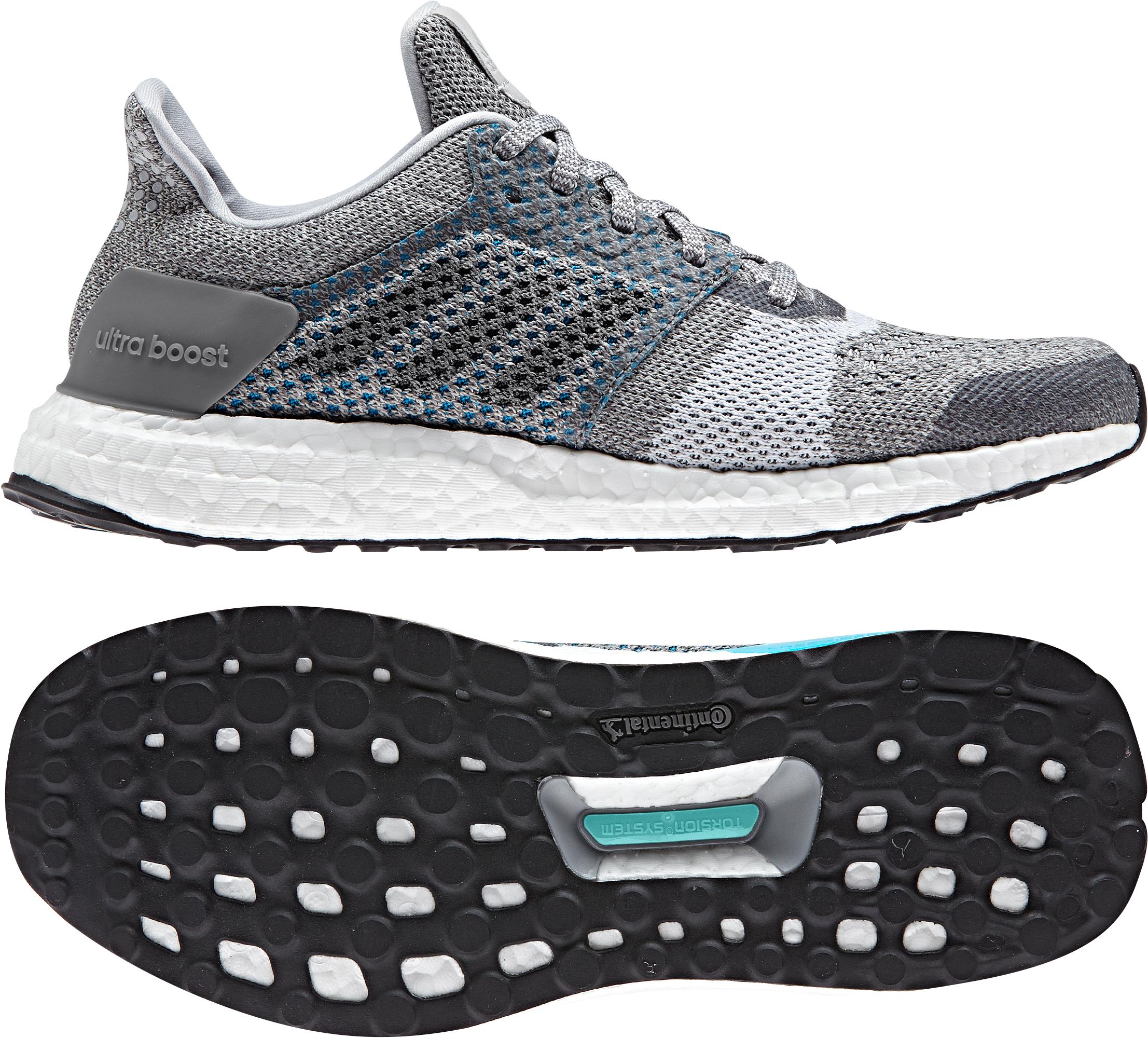 a419e0ef0187b Adidas Ultra Boost ST Road Running Shoes - Women s